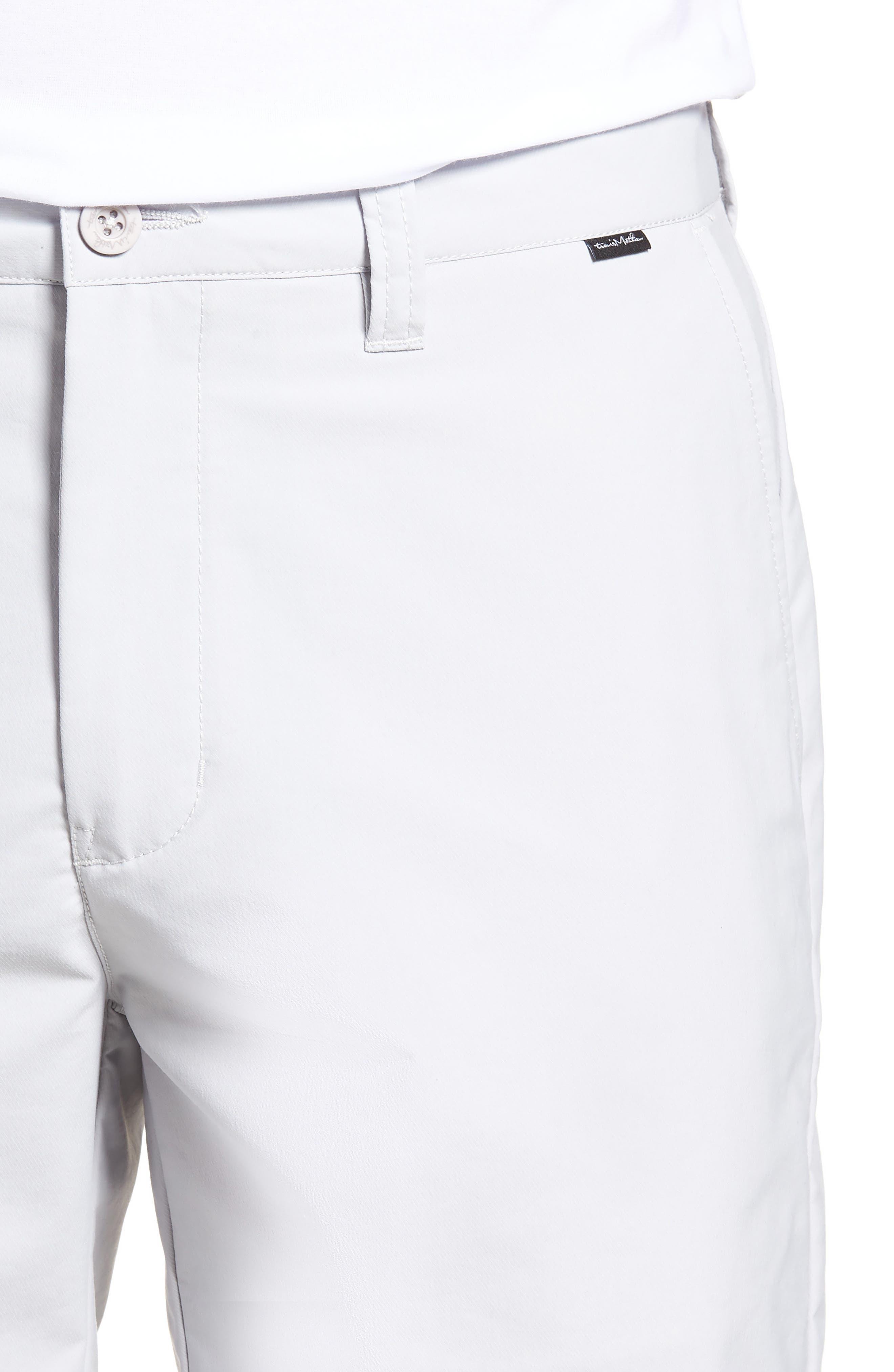 'Hefner' Stretch Golf Shorts,                             Alternate thumbnail 4, color,                             MICRO CHIP