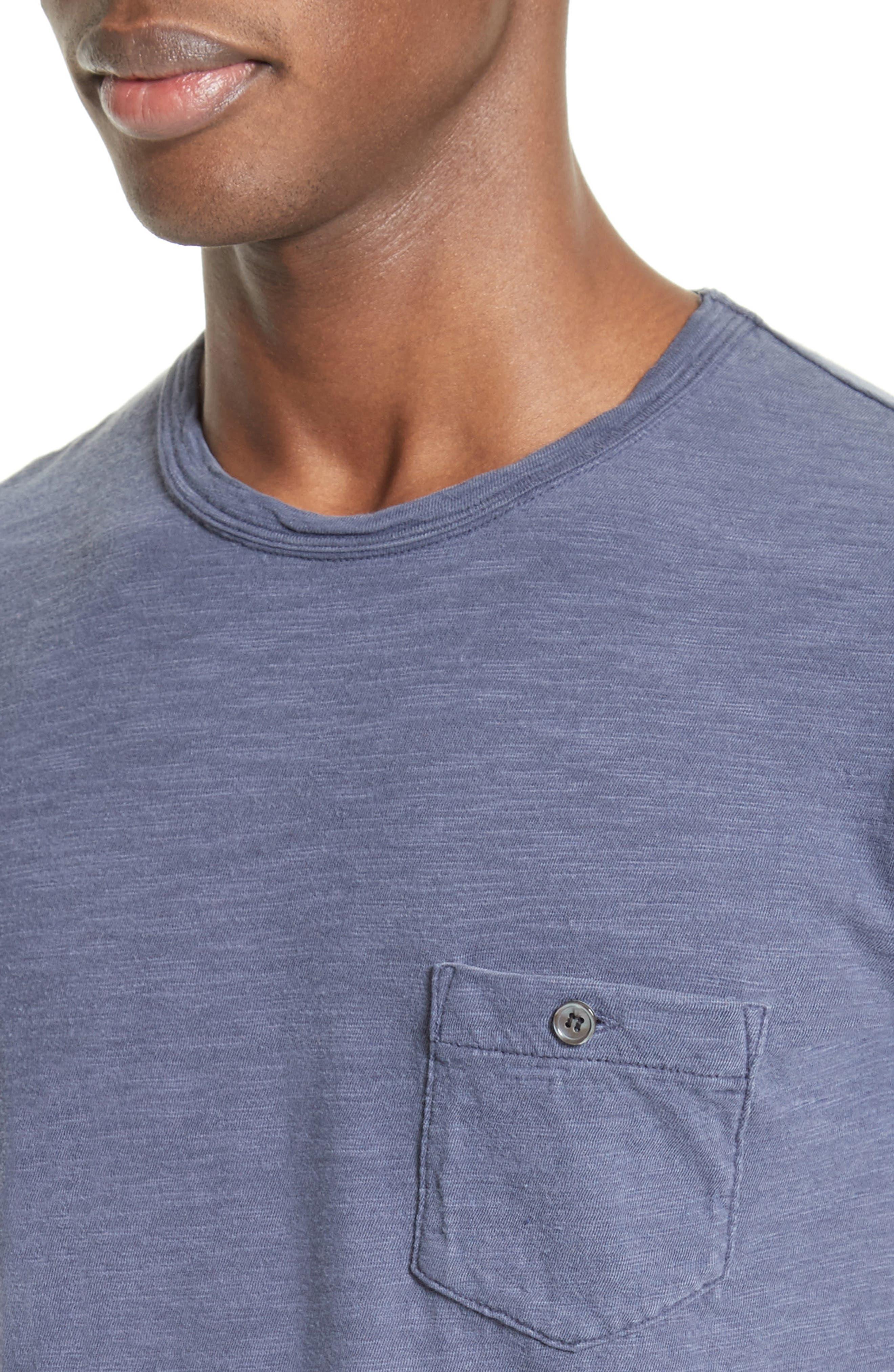 'Classic' Pocket T-Shirt,                             Alternate thumbnail 15, color,
