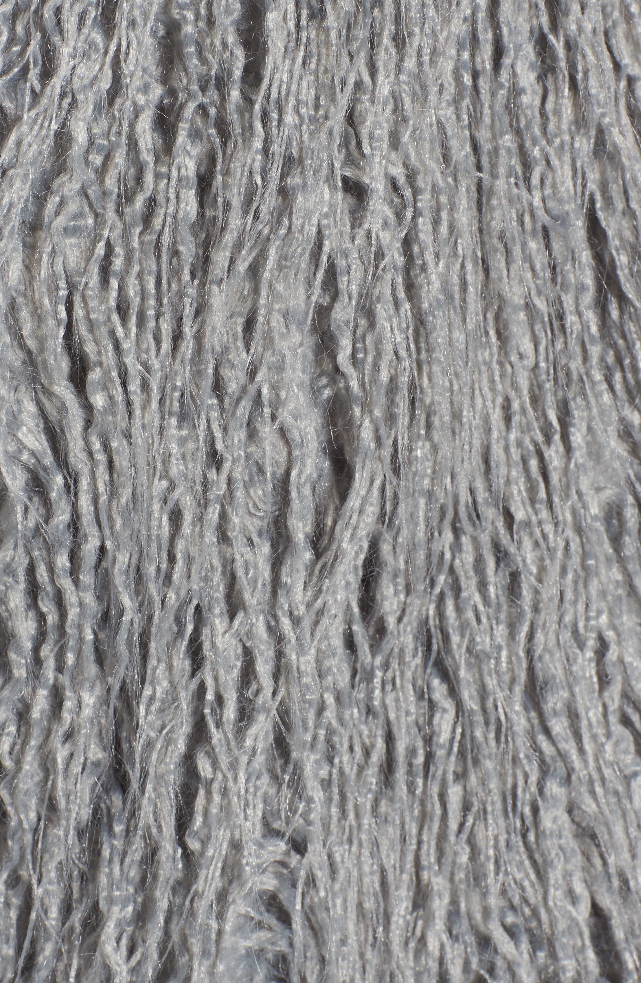 Luis Faux Fur Vest,                             Alternate thumbnail 5, color,                             020