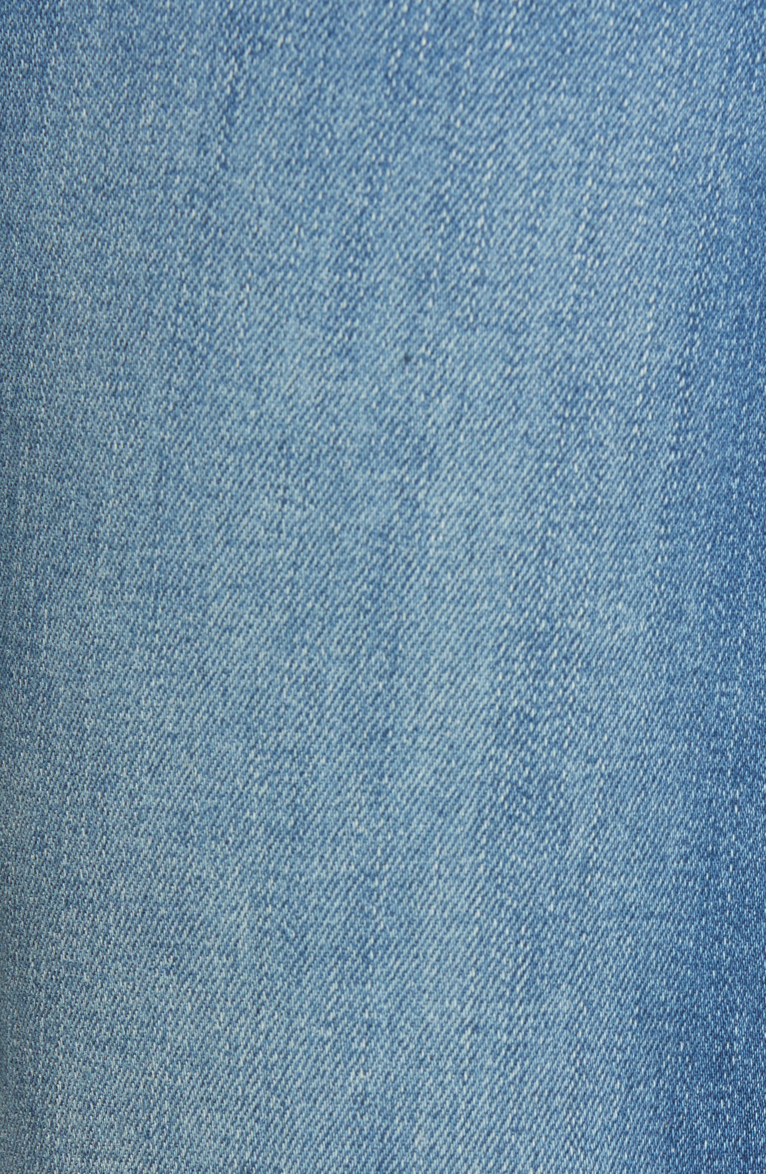 The Tomcat Ankle Straight Leg Jeans,                             Alternate thumbnail 6, color,