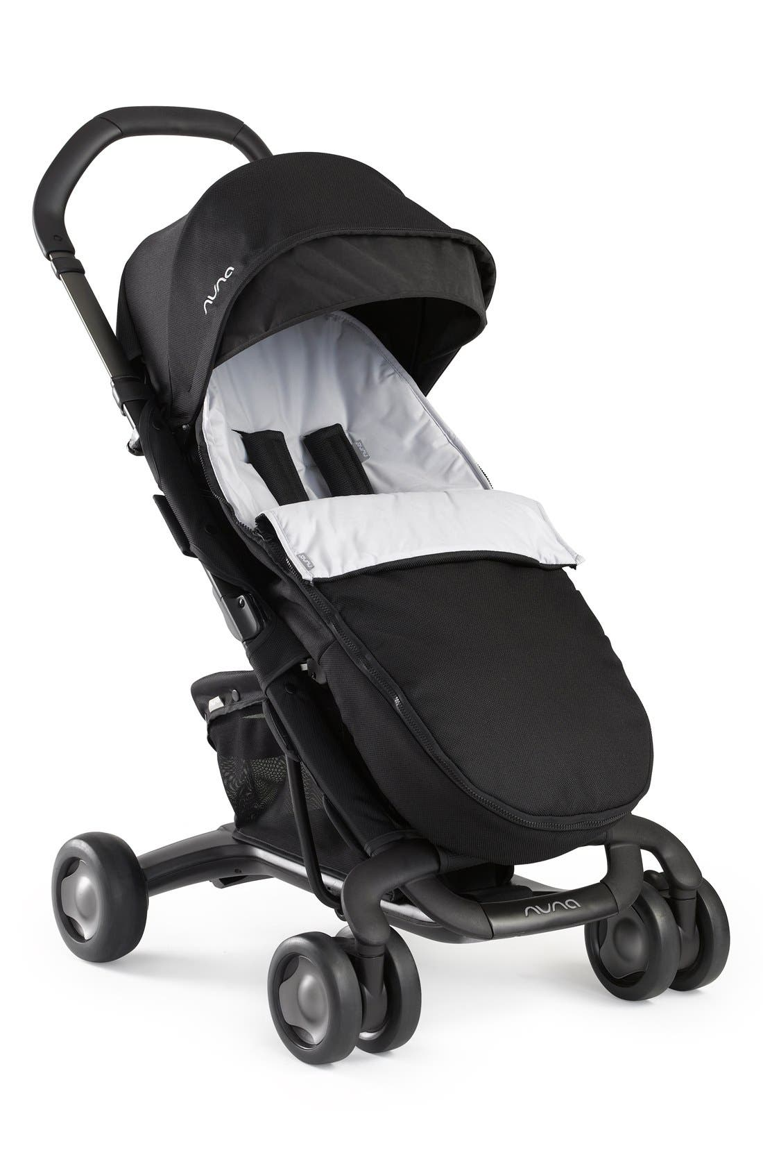 'PEPP<sup>™</sup>' Stroller Footmuff,                         Main,                         color, 001