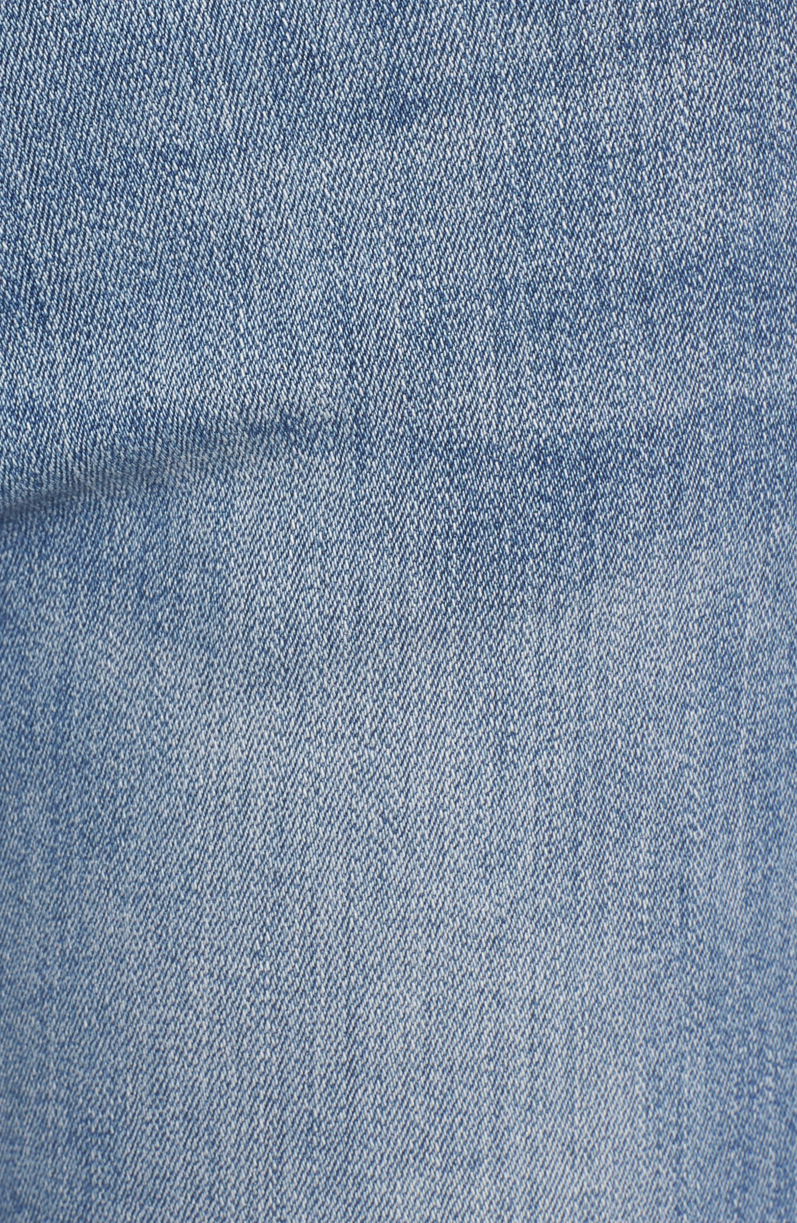 Farrow Instaslim High Waist Ankle Skinny Jeans,                             Alternate thumbnail 6, color,                             429