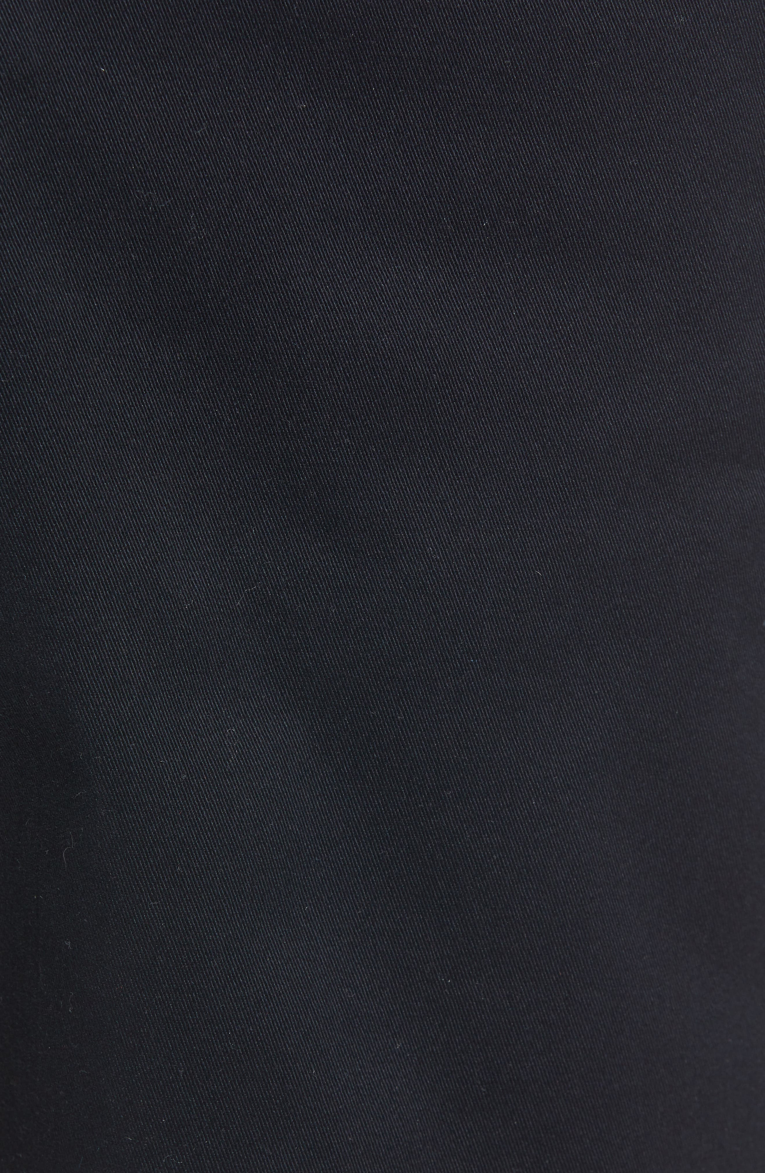 Flat Front Shorts,                             Alternate thumbnail 5, color,                             001