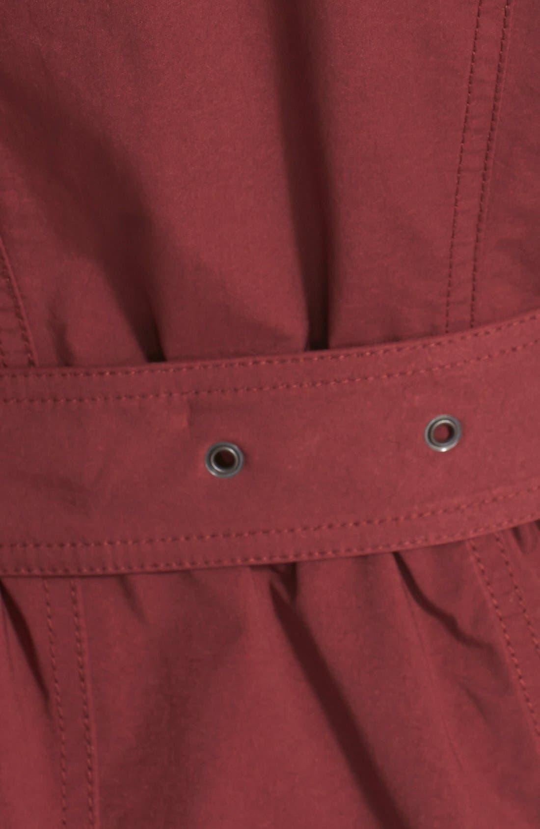 'Fenbridge' Belted Jacket,                             Alternate thumbnail 6, color,