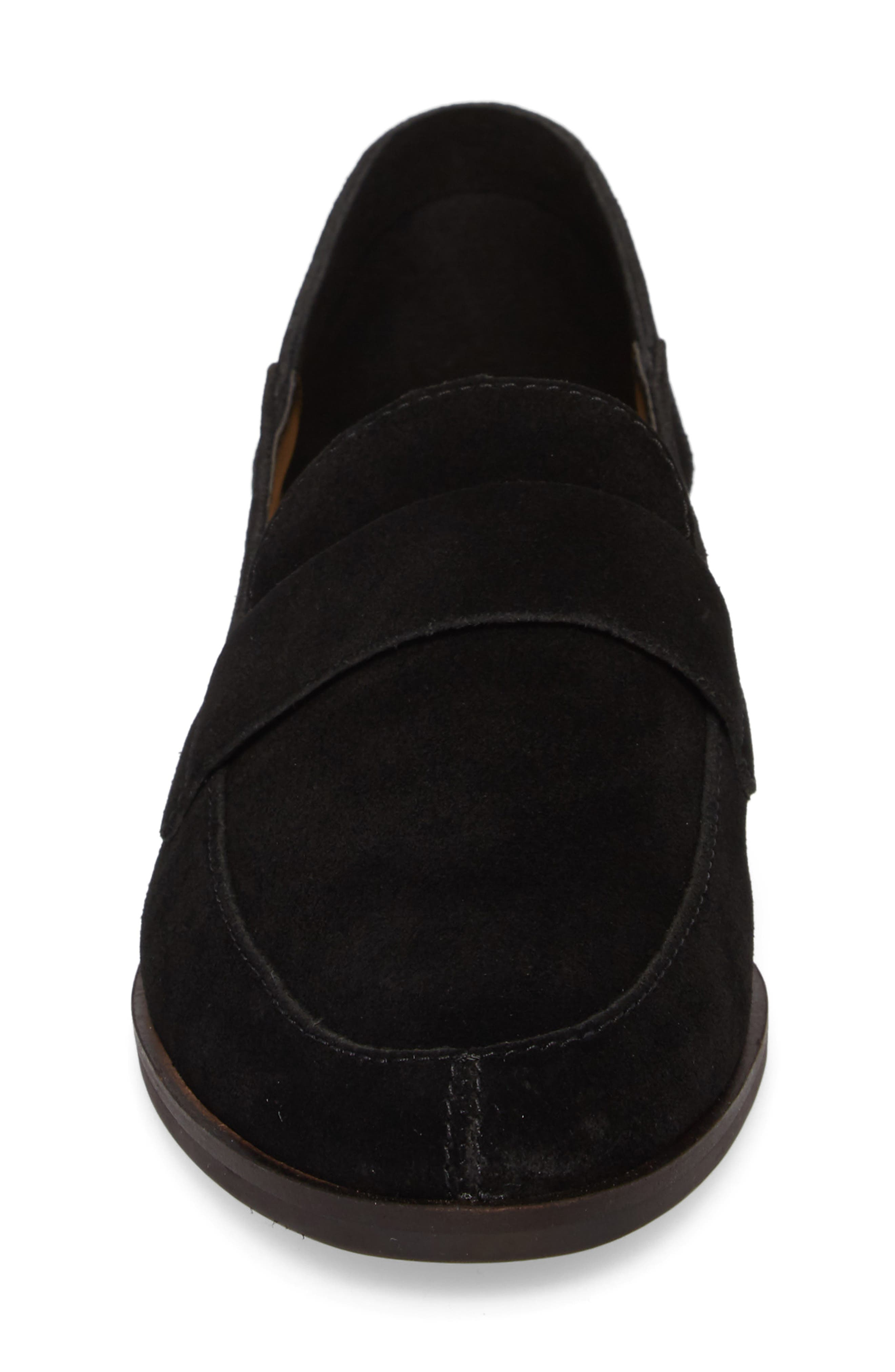 Chennie Loafer,                             Alternate thumbnail 4, color,                             001