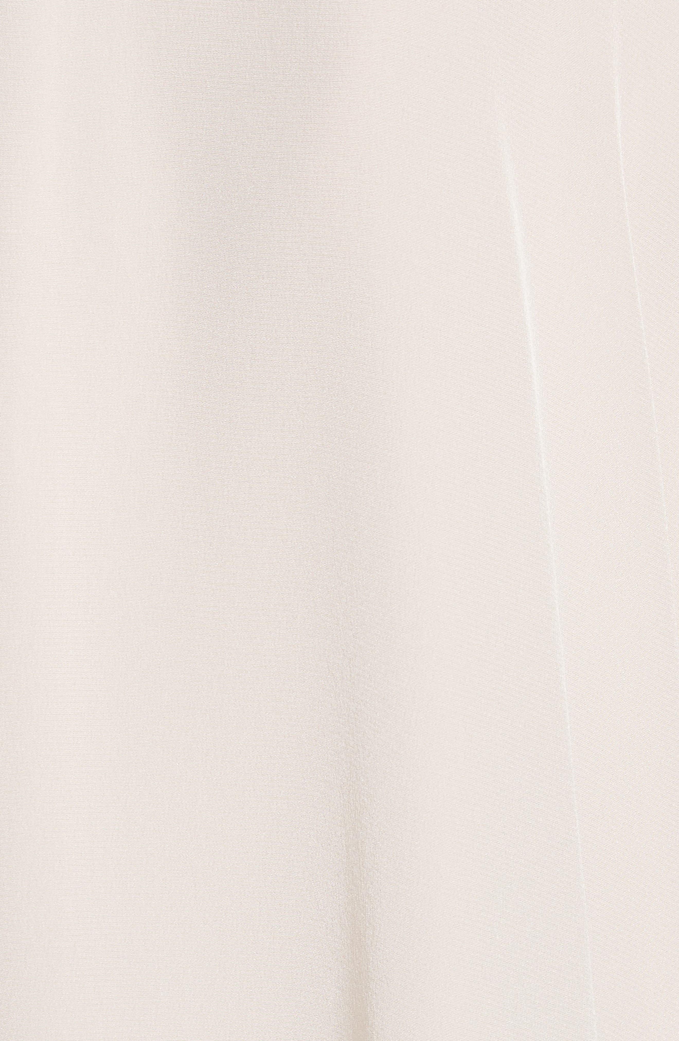 Merino Wool & Silk Bell Sleeve Pullover,                             Alternate thumbnail 10, color,