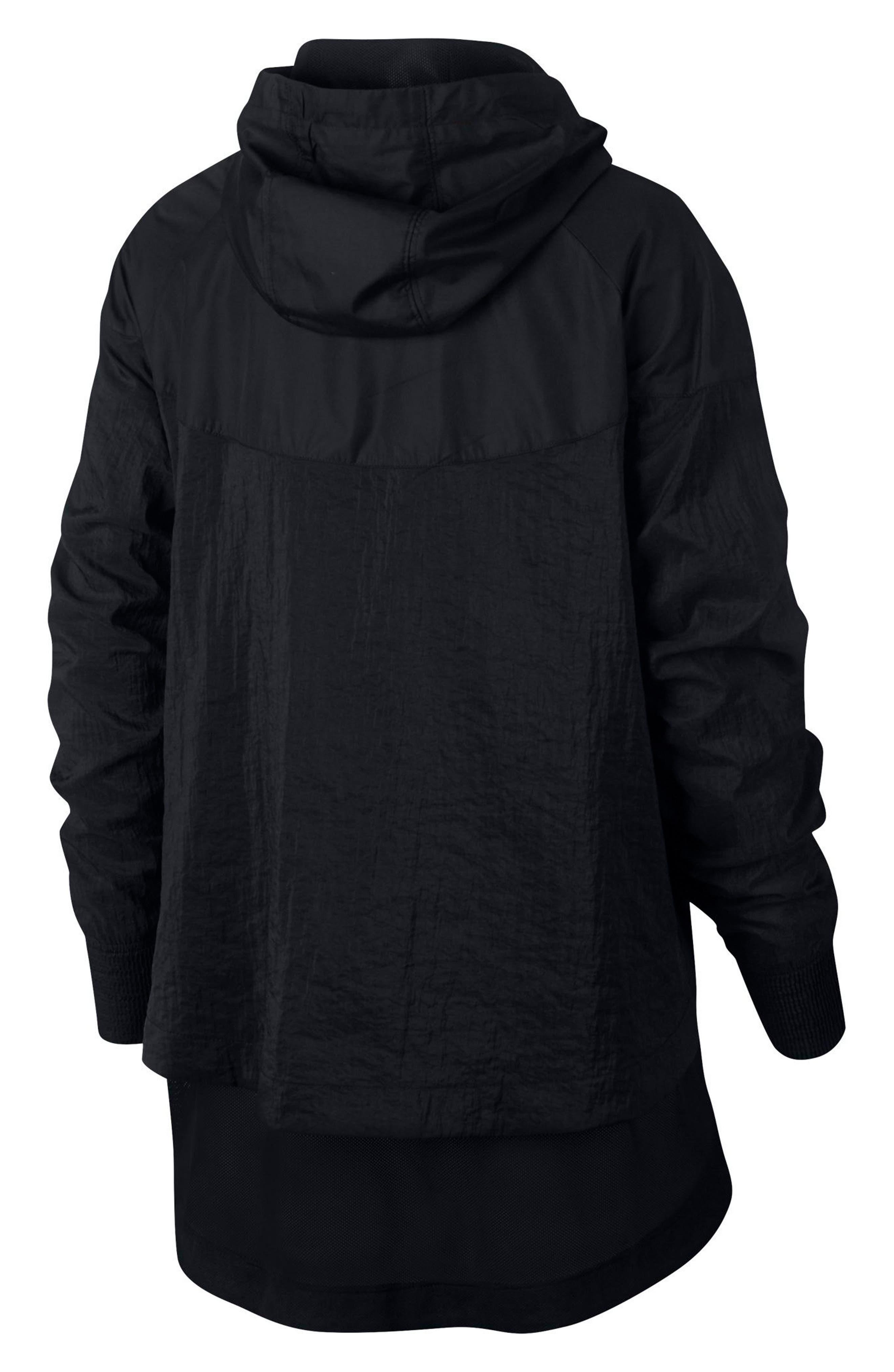 Sportswear Women's Windrunner Water Repellent Jacket,                             Alternate thumbnail 2, color,                             010