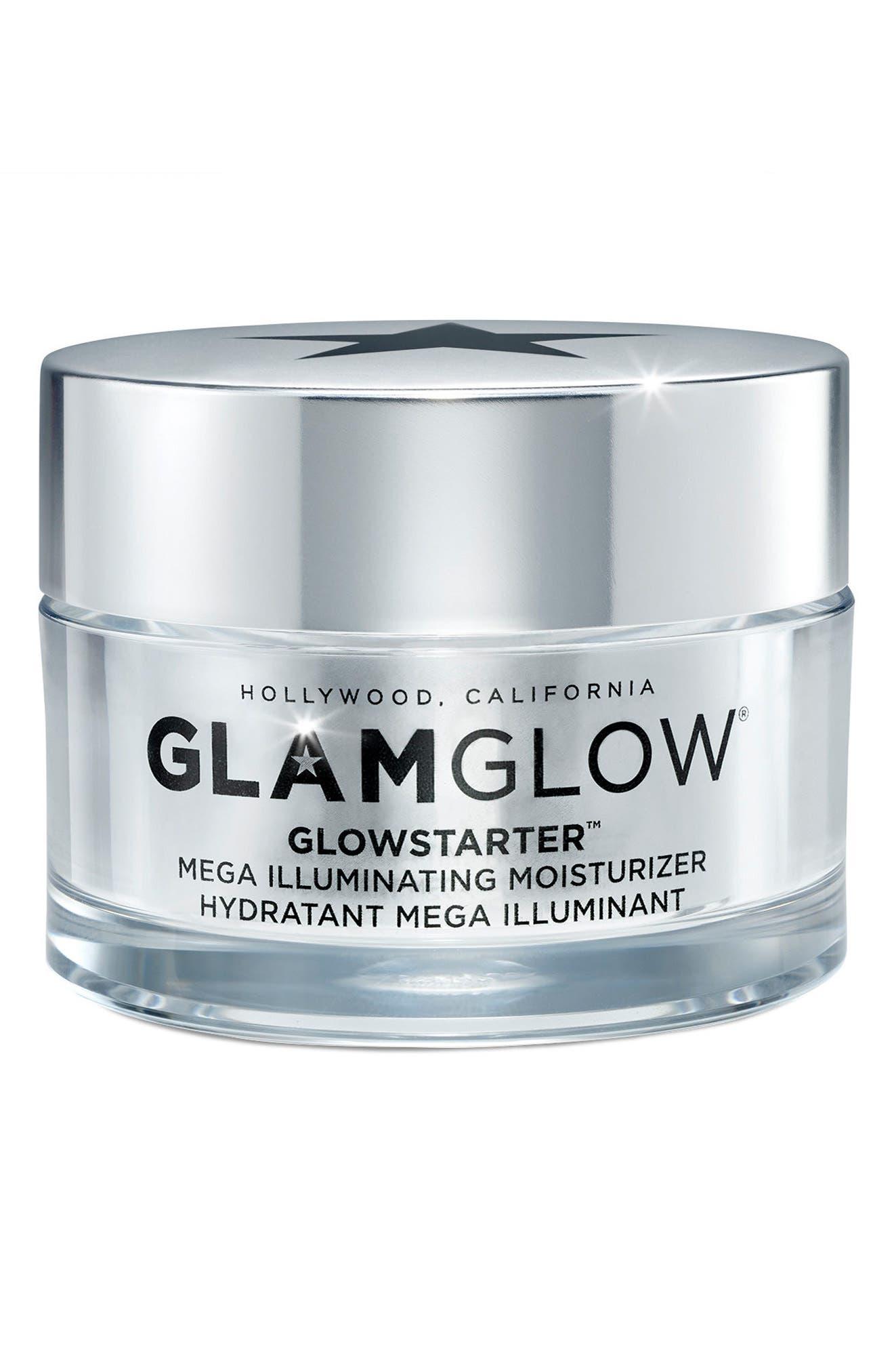 GLOWSTARTER<sup>™</sup> Mega Illuminating Moisturizer,                             Main thumbnail 1, color,                             NUDE GLOW