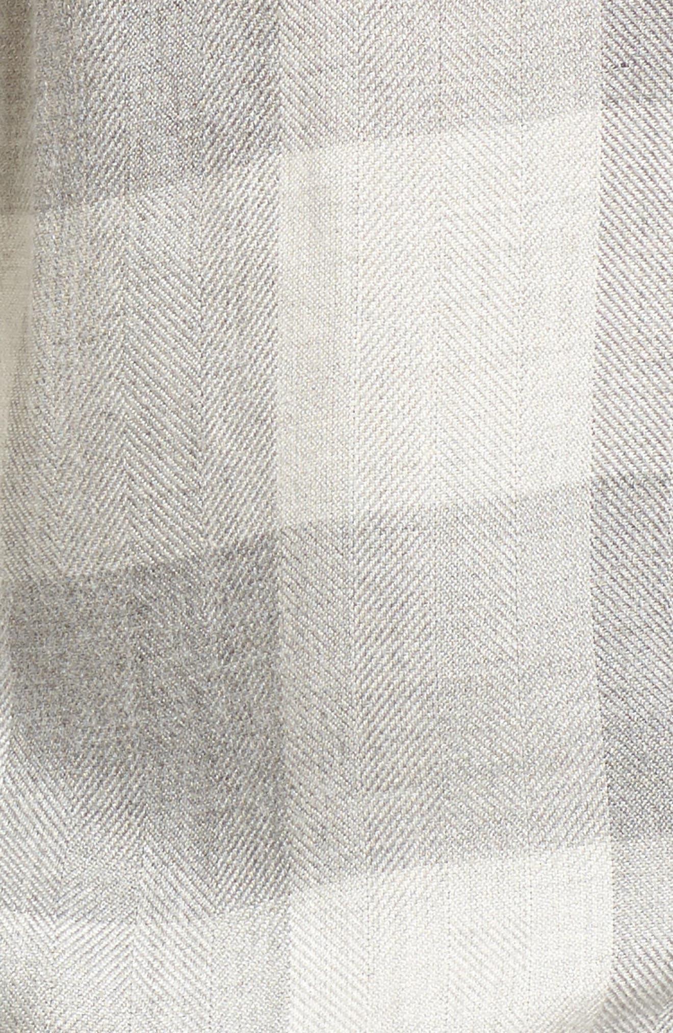 Hunter Plaid Shirt,                             Alternate thumbnail 565, color,