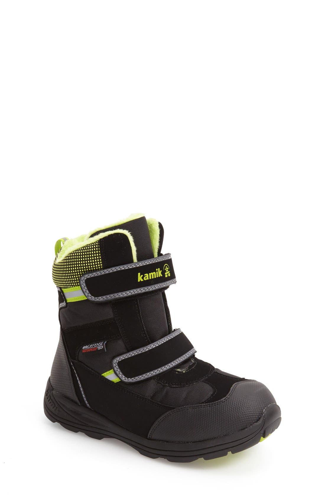 Slate Snow Boot,                             Main thumbnail 1, color,                             010