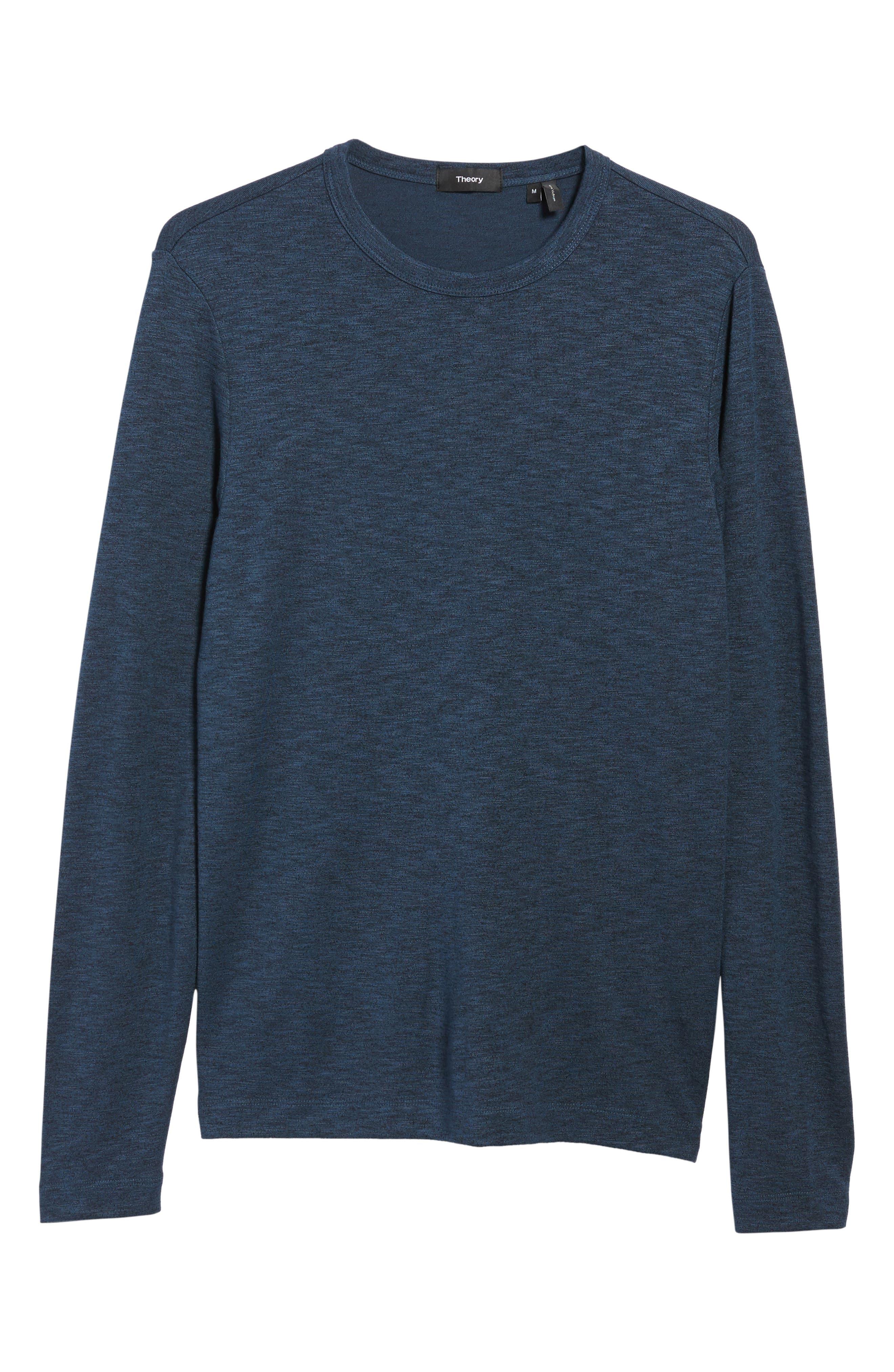 Long Sleeve T-Shirt,                             Alternate thumbnail 40, color,