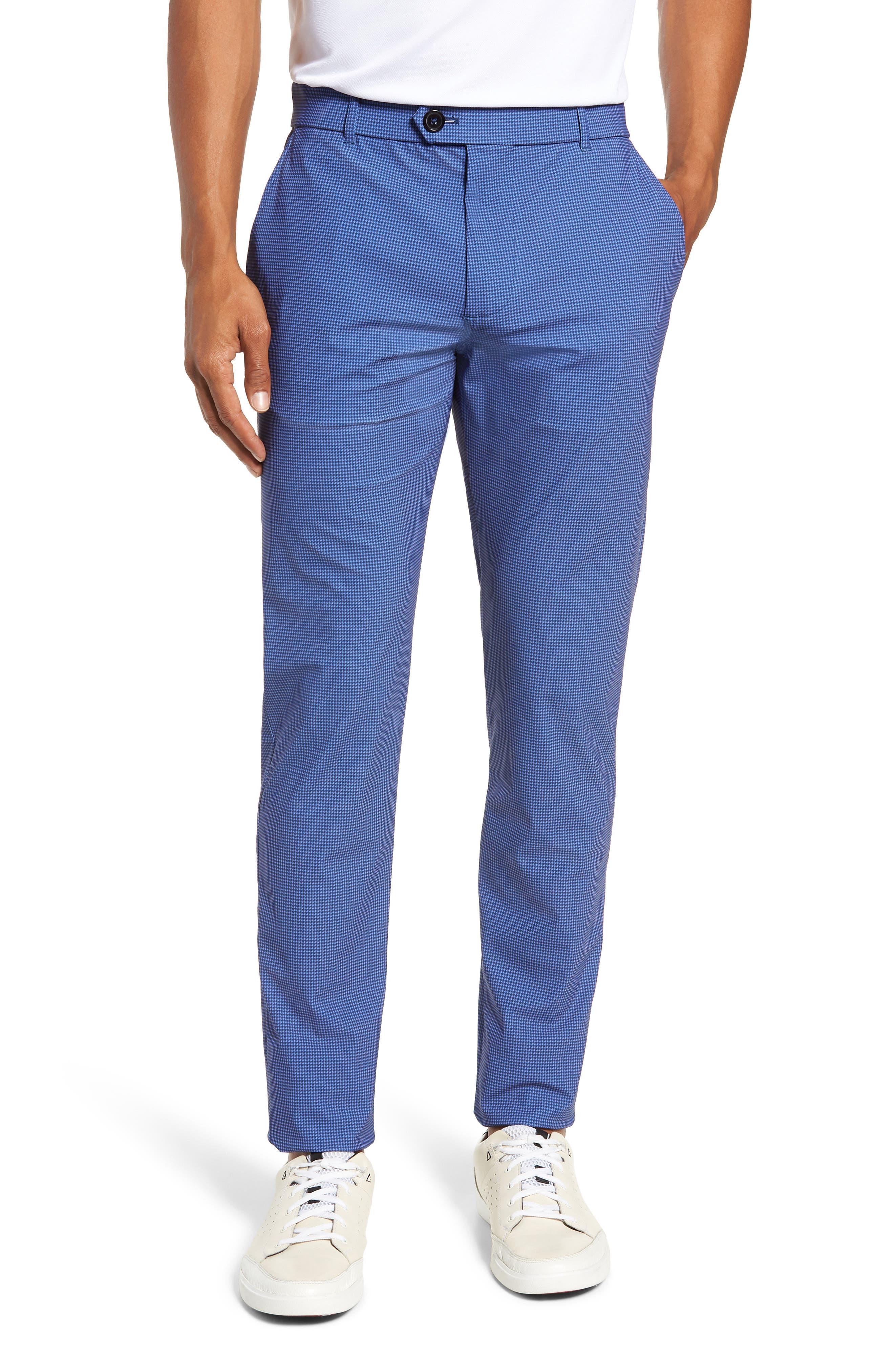 Greyson Montauk Wolvestooth Printed Pants, Blue