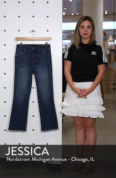 Crop Bootcut Jeans, sales video thumbnail