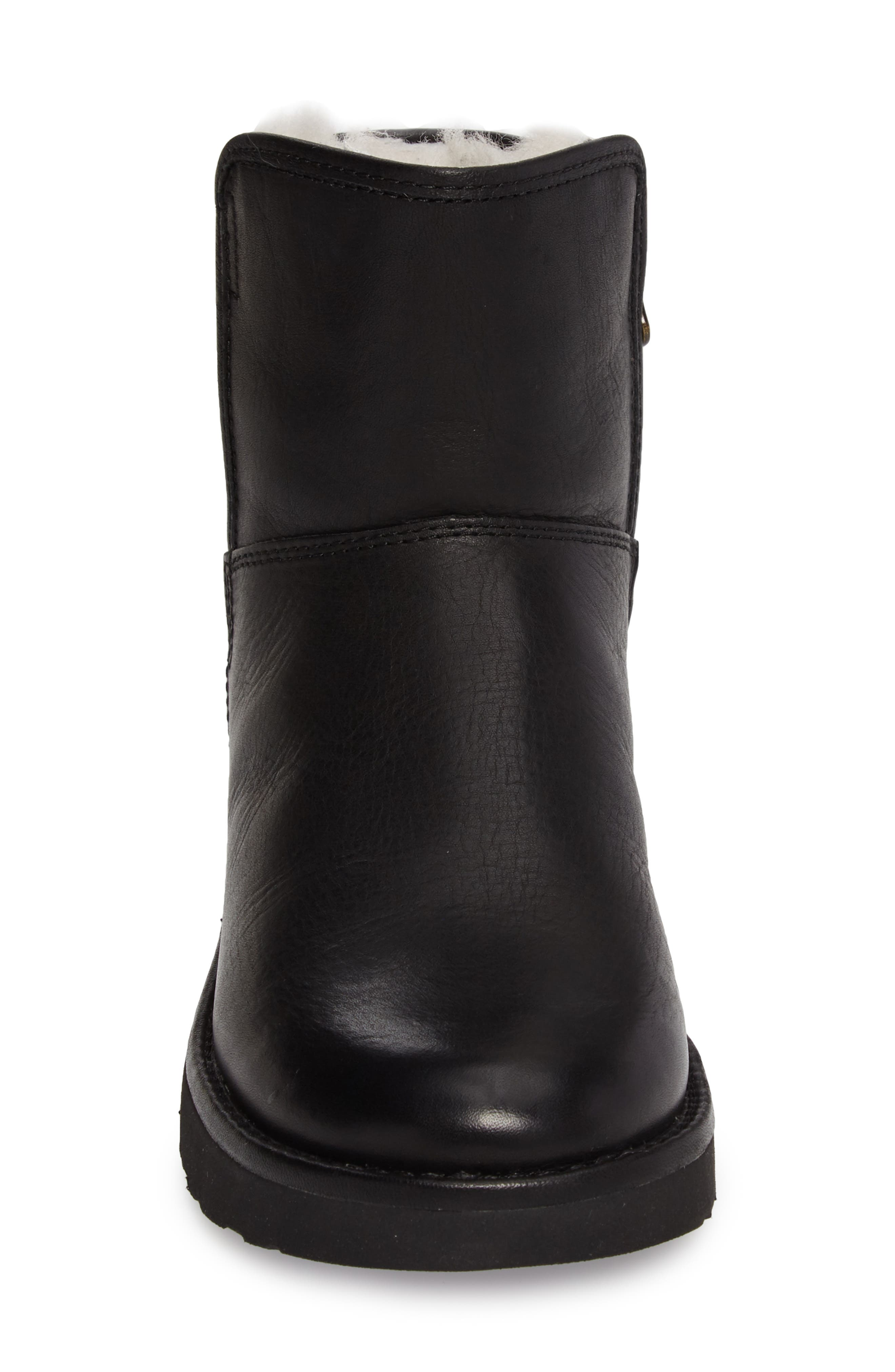 UGG<SUP>®</SUP>,                             Abree Mini Boot,                             Alternate thumbnail 3, color,                             001