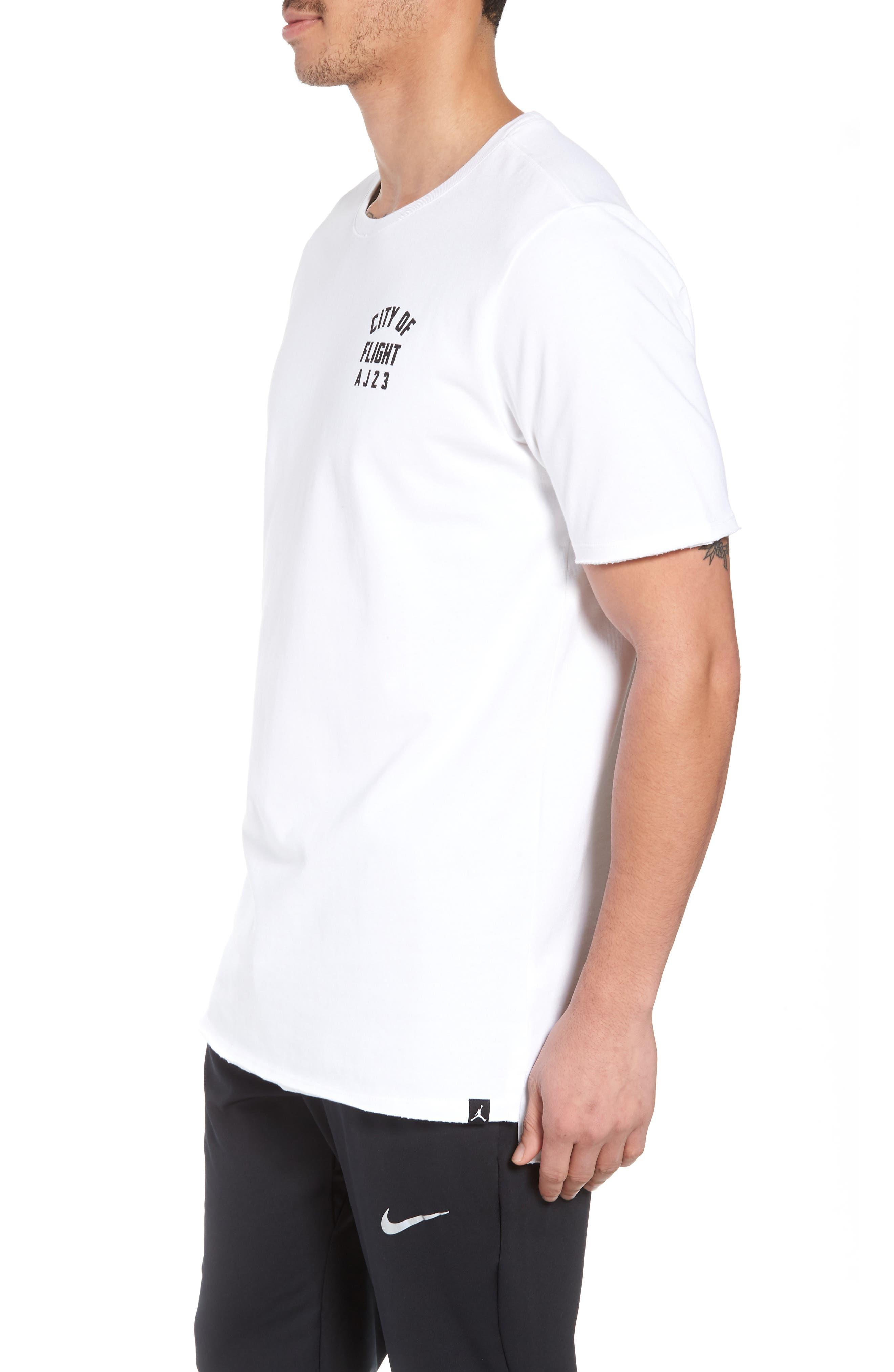 City Of Flight T-Shirt,                             Alternate thumbnail 3, color,                             WHITE