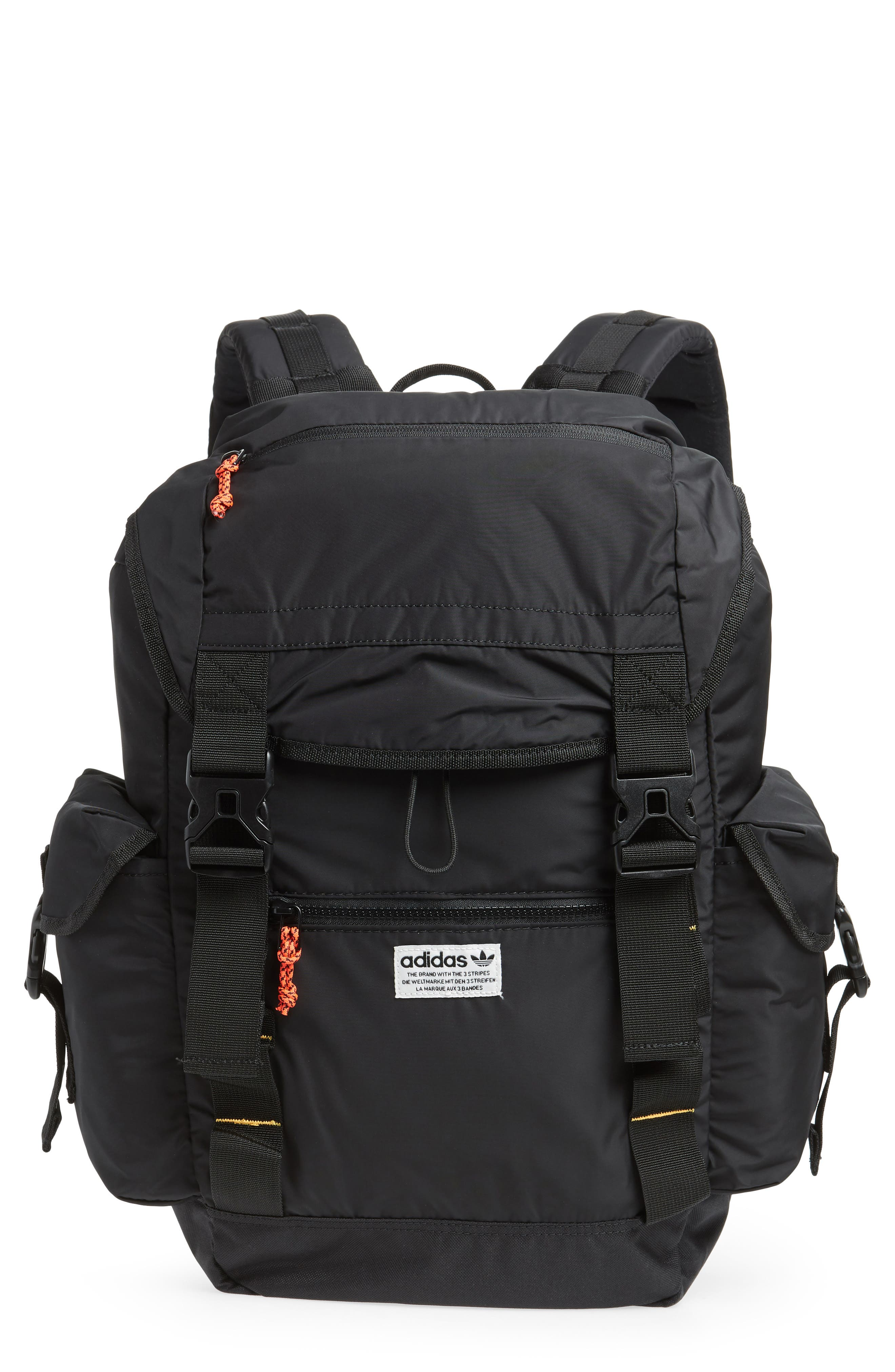 Adidas Originals Urban Utility Backpack - Black