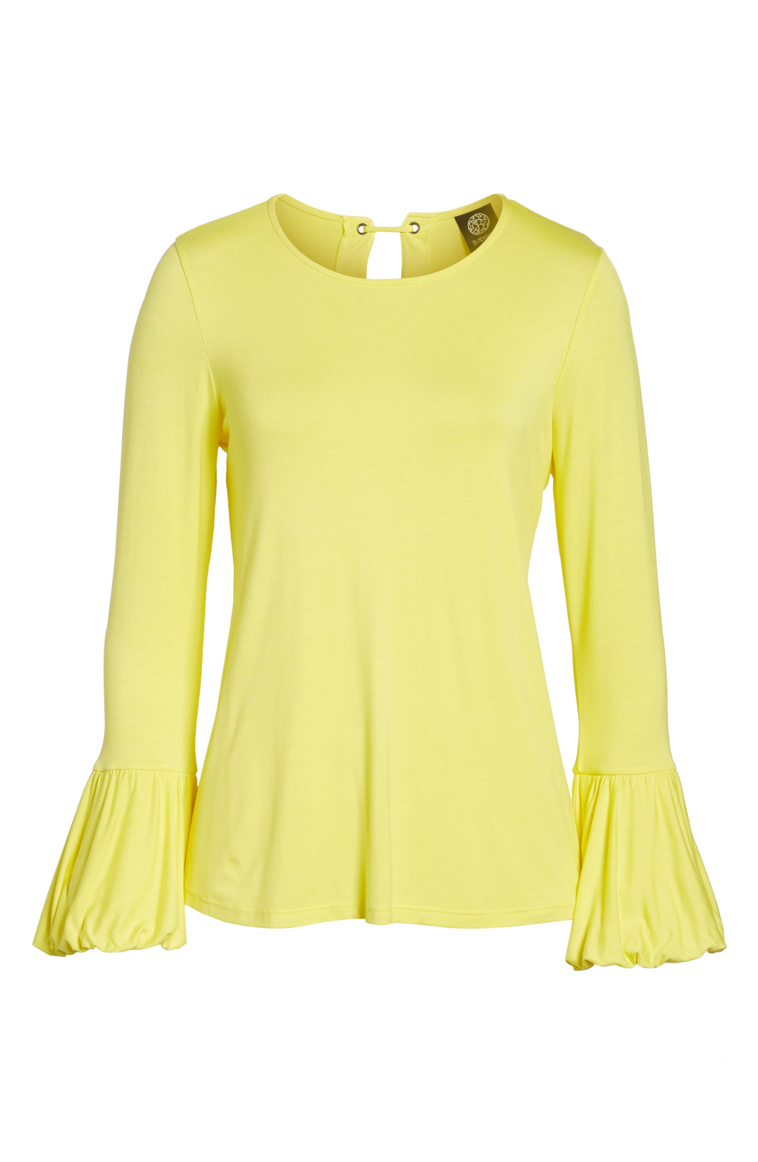 Bell Sleeve Top,                             Alternate thumbnail 29, color,