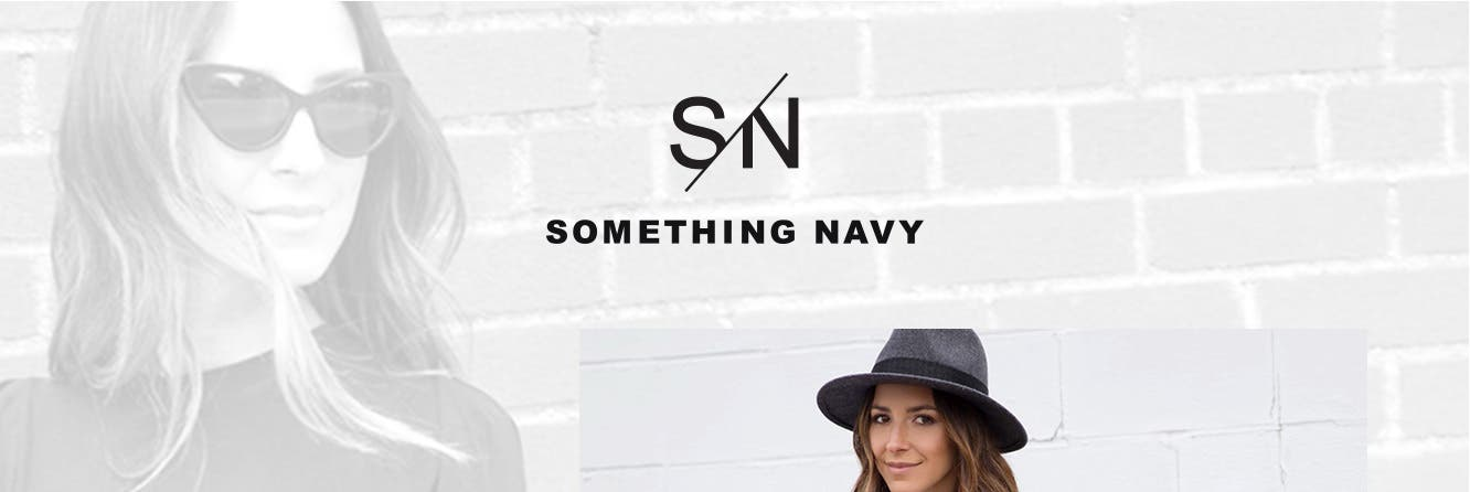 New Something Navy: the fall edit.