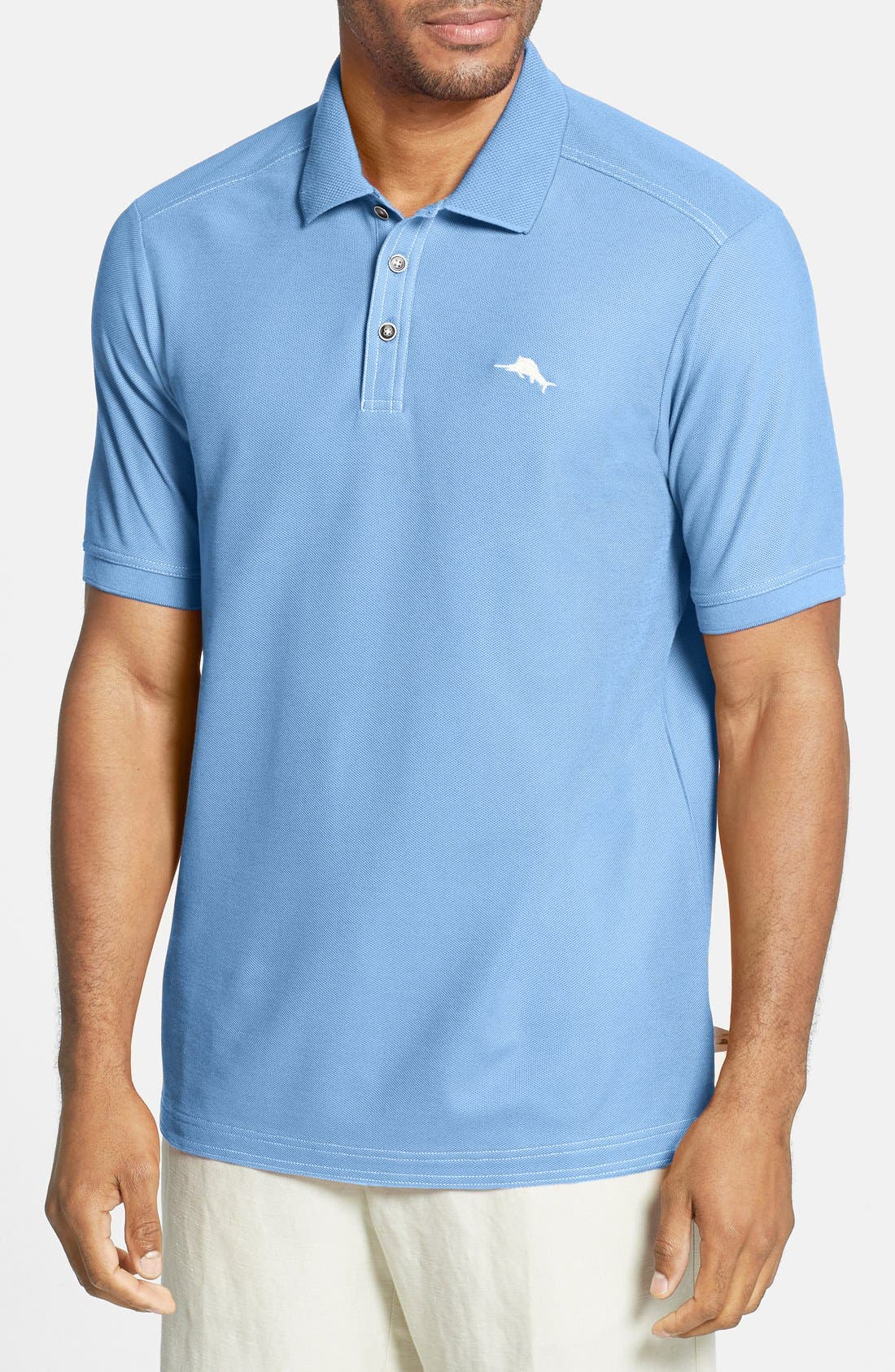 'The Emfielder' Original Fit Piqué Polo,                             Main thumbnail 9, color,