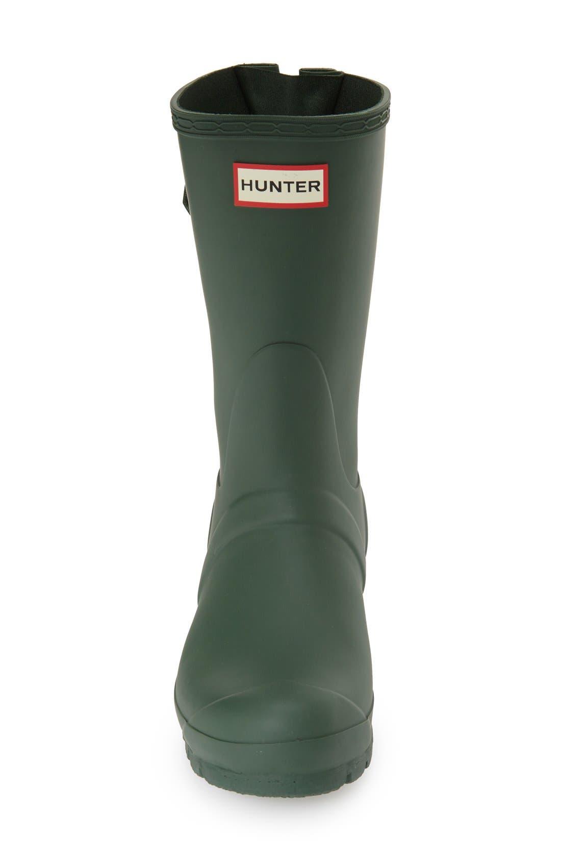 Original Short Back Adjustable Rain Boot,                             Alternate thumbnail 37, color,