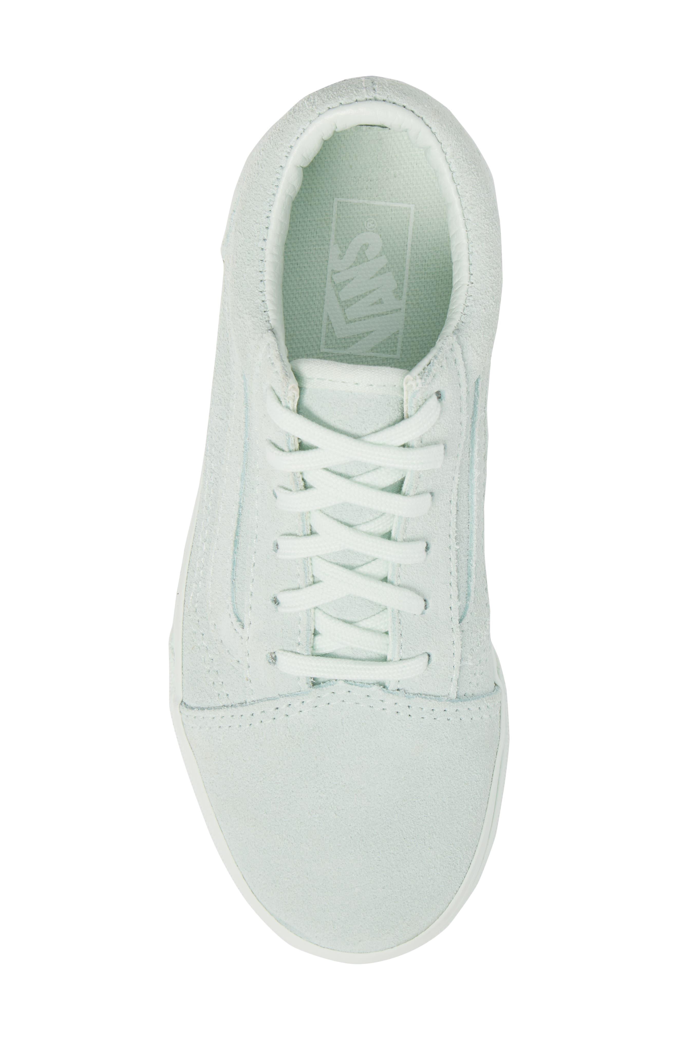 Old Skool Low Top Sneaker,                             Alternate thumbnail 5, color,                             300