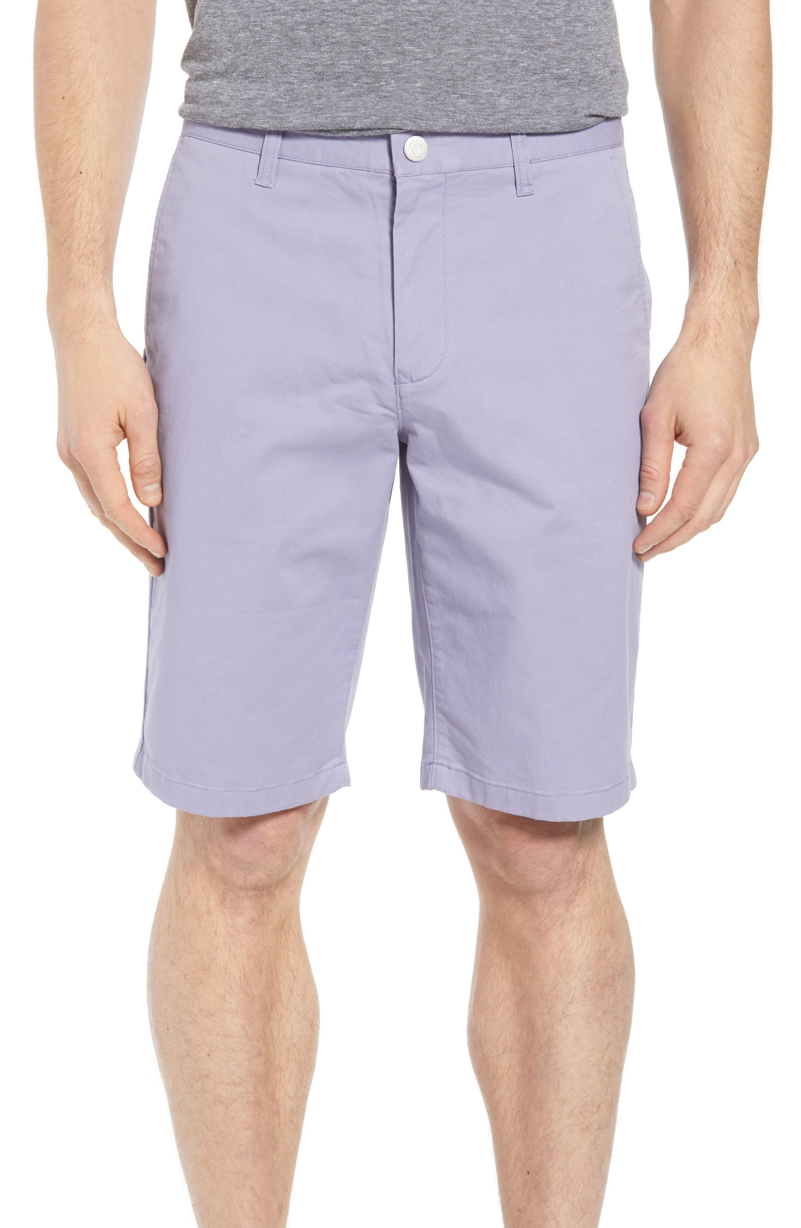 Stretch Washed Chino 11-Inch Shorts,                             Main thumbnail 10, color,