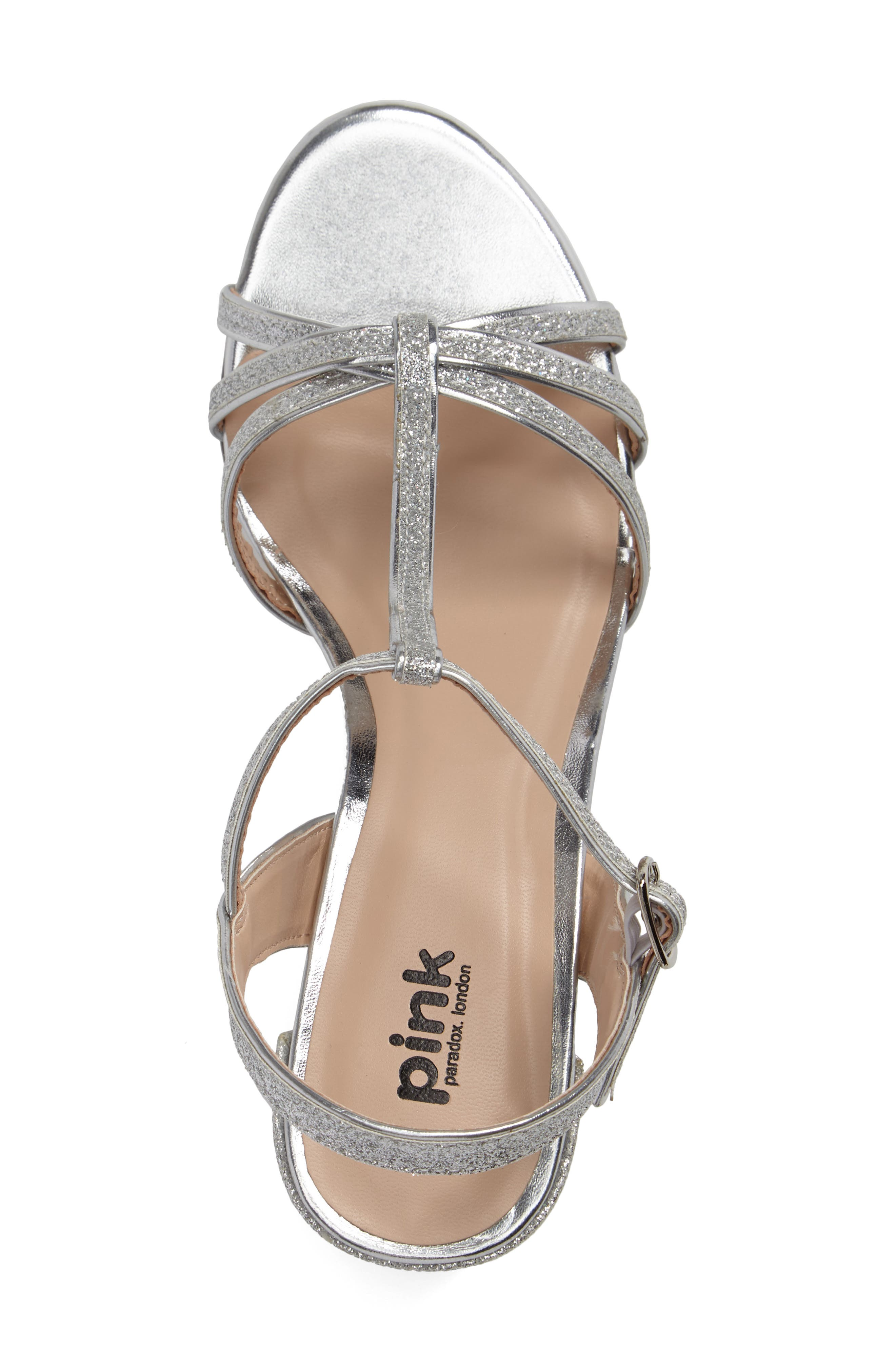 Sadie T-Strap Sandal,                             Alternate thumbnail 3, color,                             040