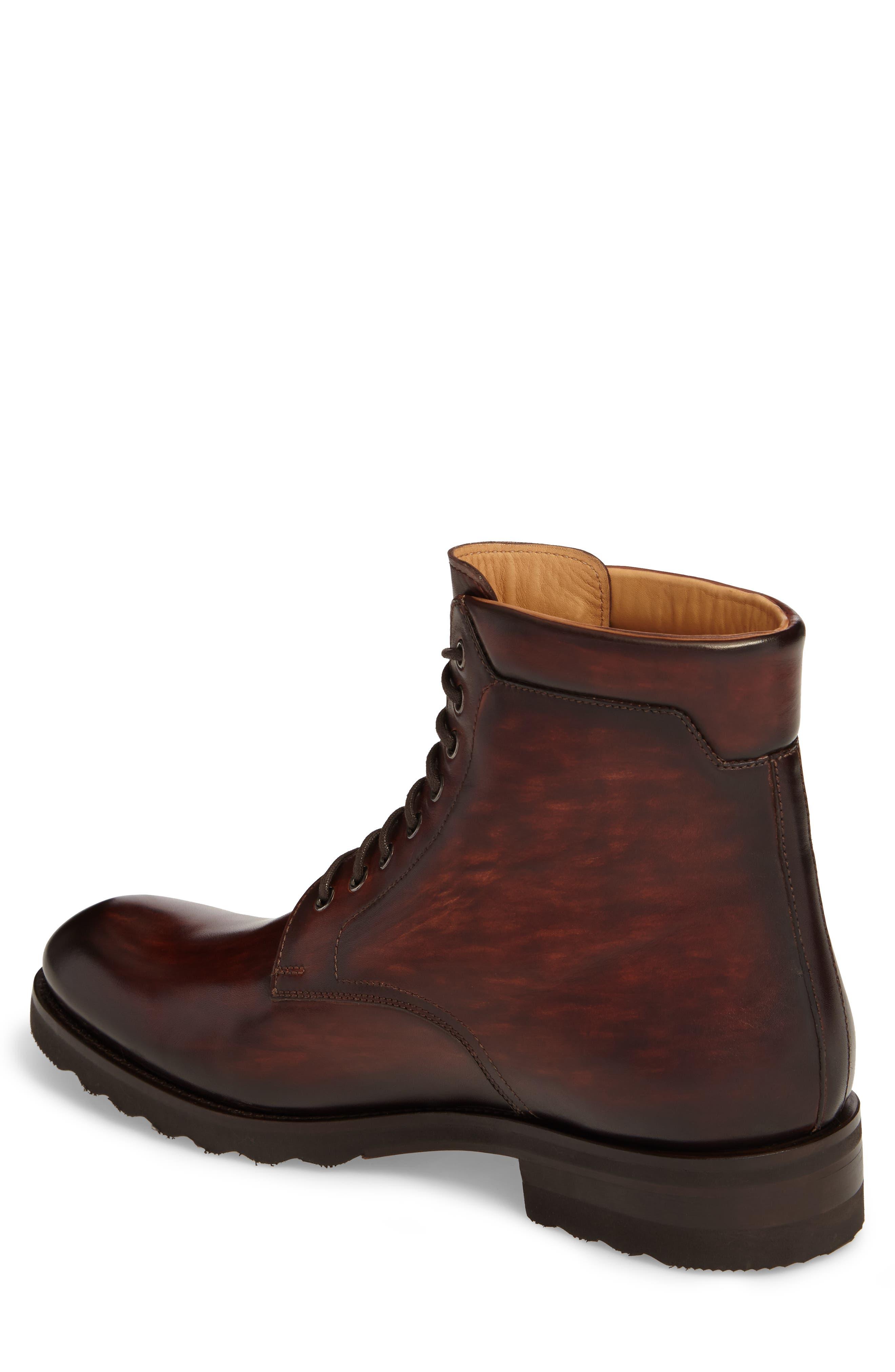 Saxon Plain Toe Boot,                             Alternate thumbnail 2, color,                             210