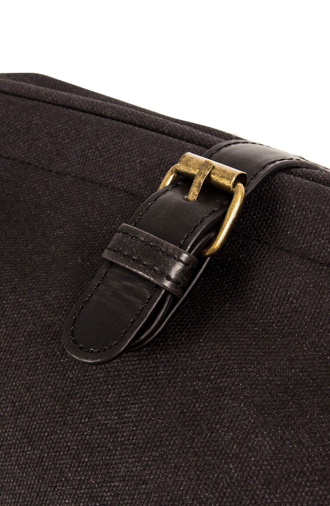 Monogram Travel Case,                             Alternate thumbnail 6, color,                             001