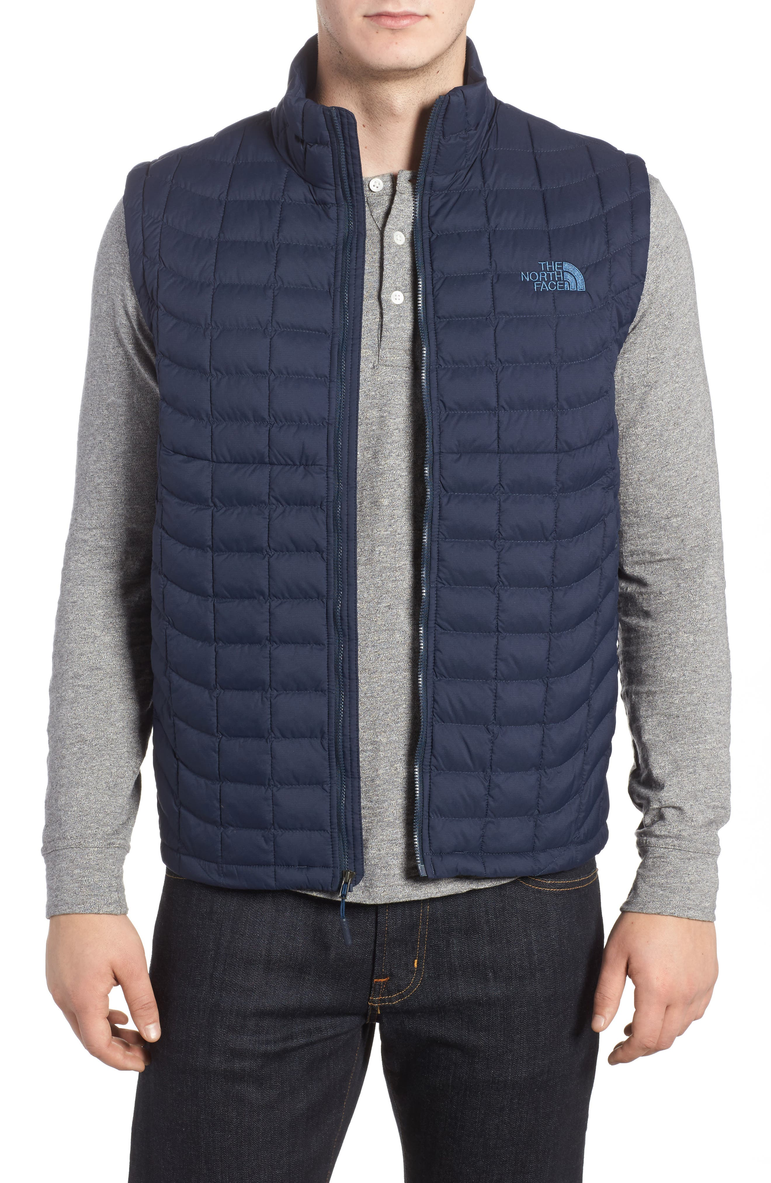 'ThermoBall<sup>™</sup>' Packable PrimaLoft<sup>®</sup> Vest,                             Main thumbnail 6, color,
