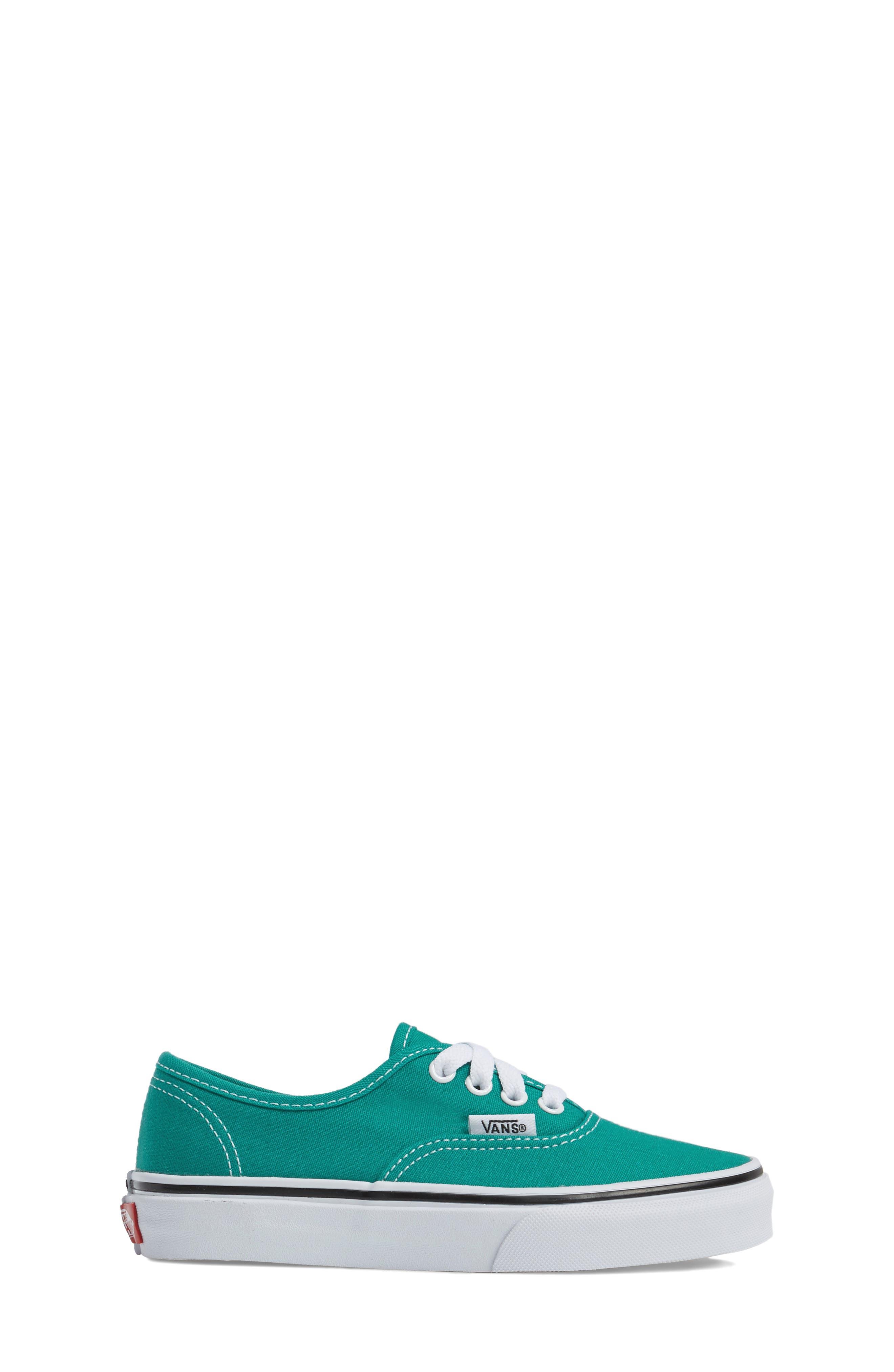 VANS,                             Authentic Sneaker,                             Alternate thumbnail 3, color,                             400