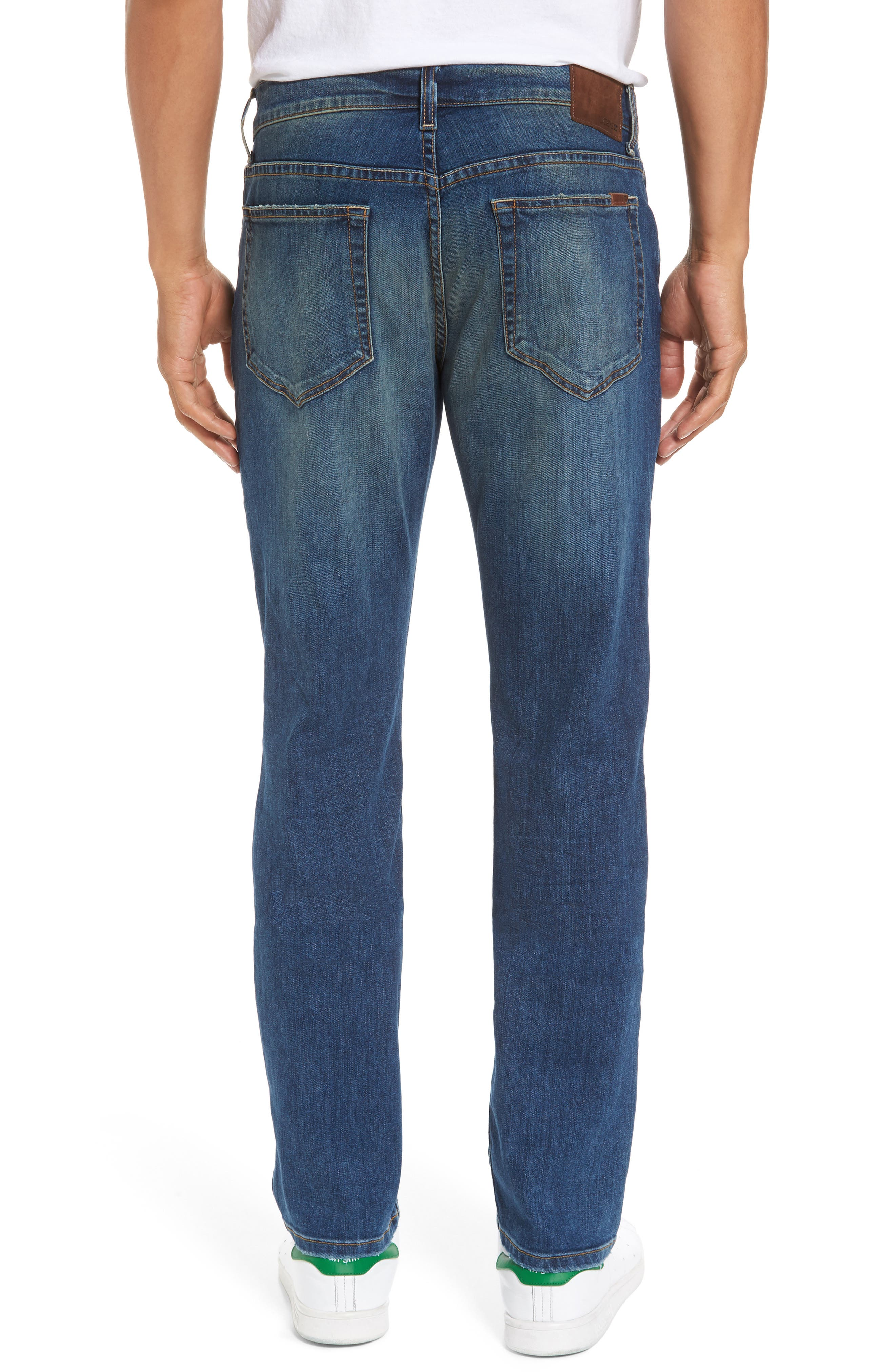 Slim Fit Jeans,                             Alternate thumbnail 2, color,                             439