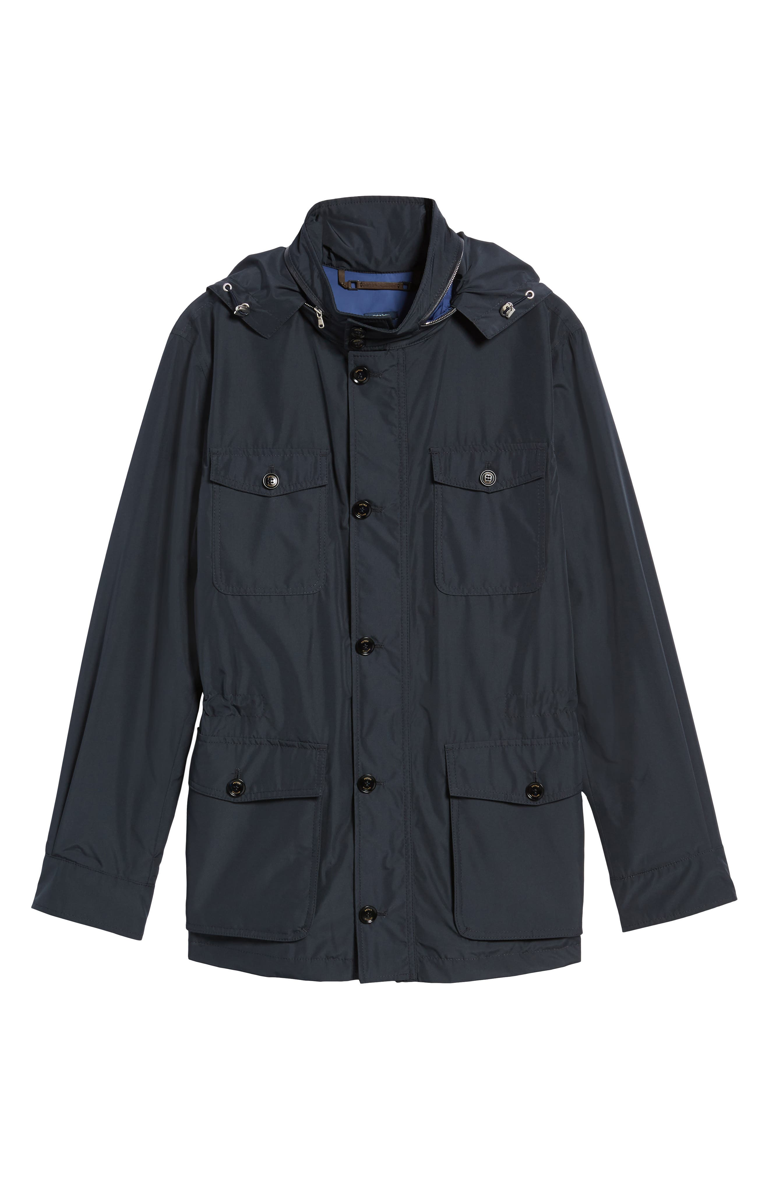 Peter Millar All Weather Discovery Jacket,                             Alternate thumbnail 10, color,