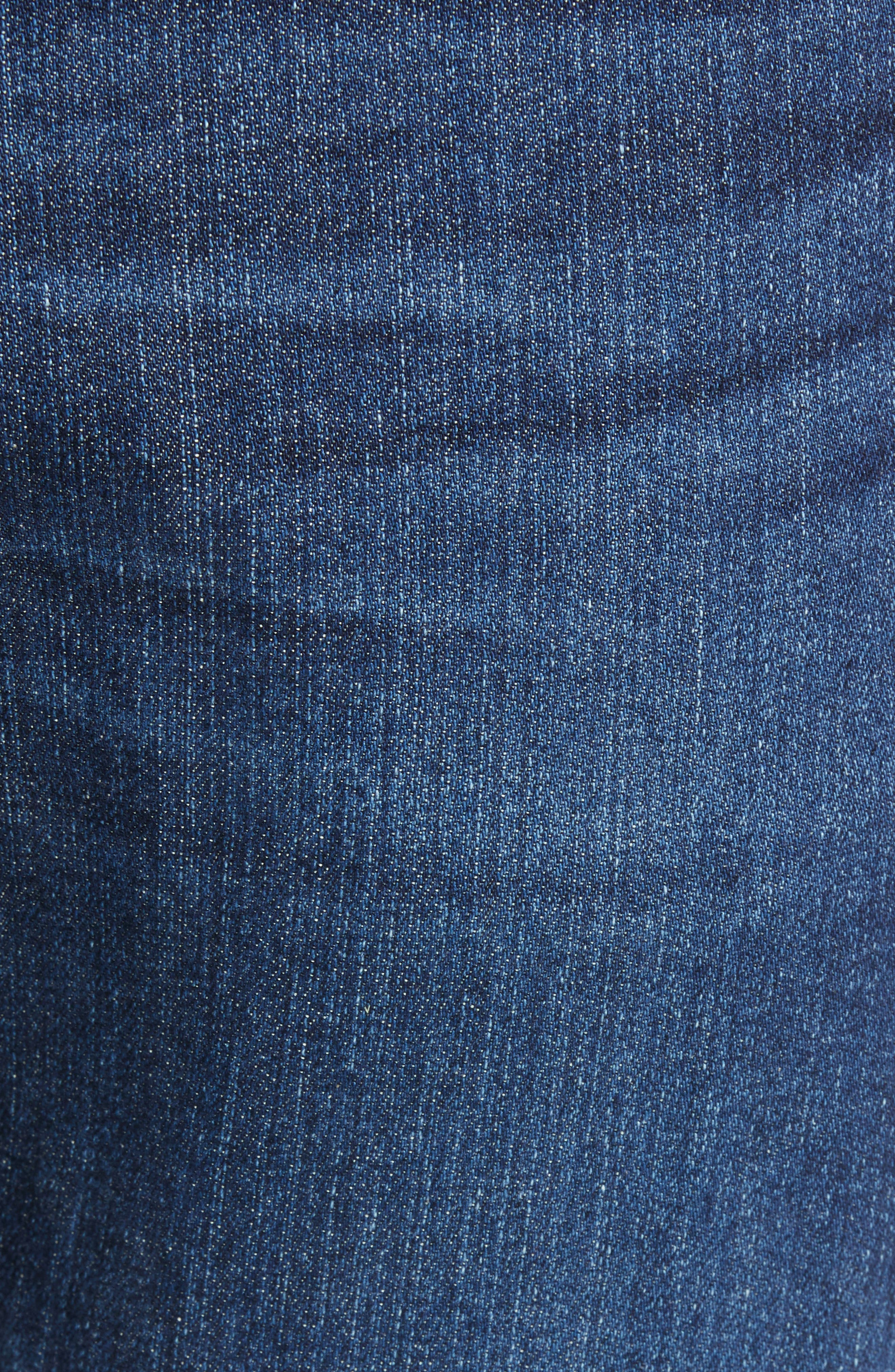 Ives Straight Leg Jeans,                             Alternate thumbnail 5, color,                             LAKEVIEW