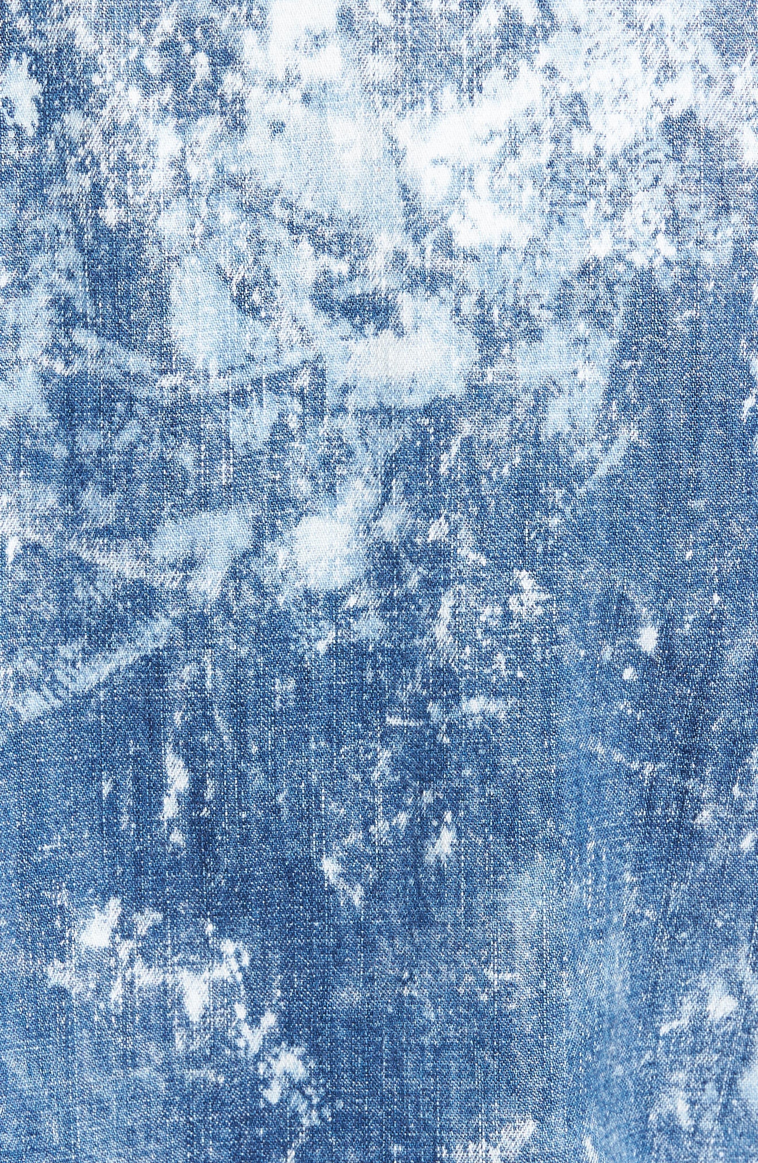 Ryan Runyon Rebel Long Sleeve Western Shirt,                             Alternate thumbnail 10, color,
