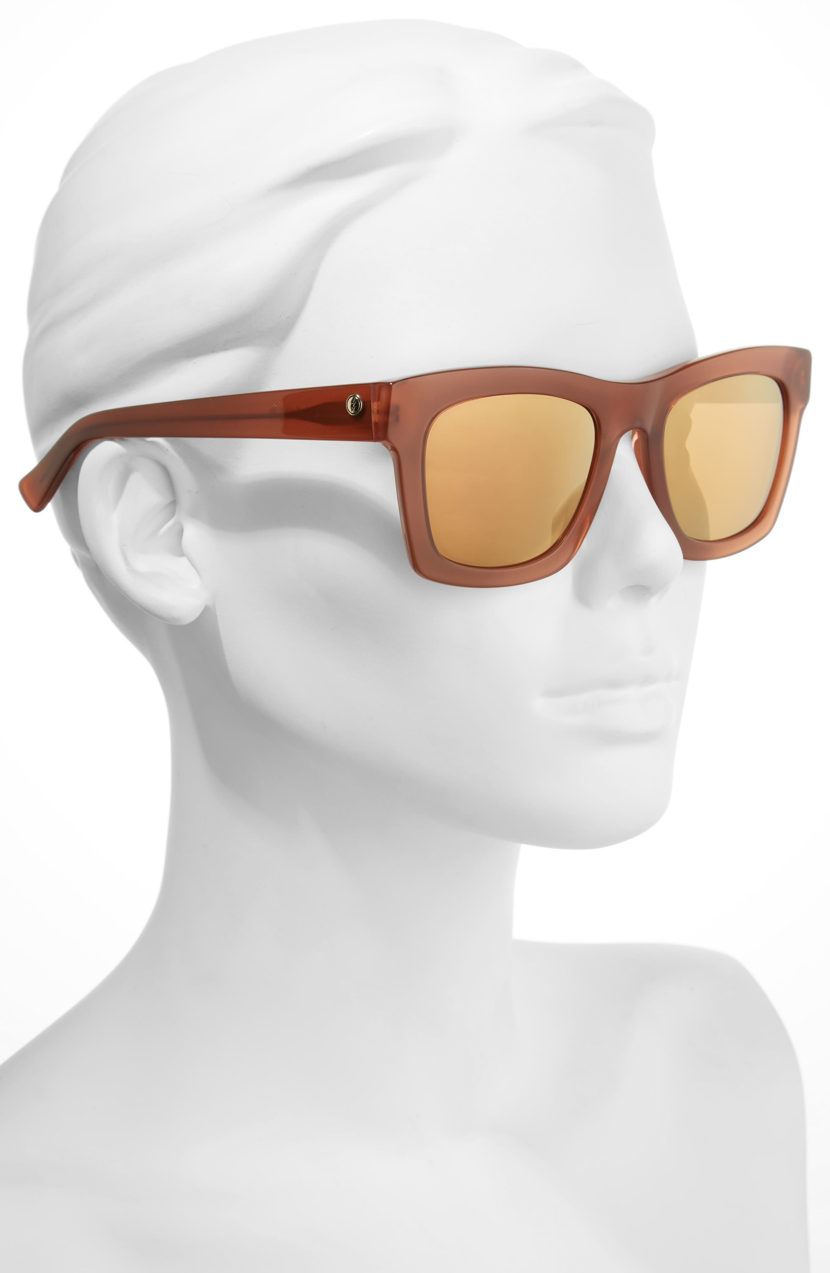 'Crasher' 53mm Retro Sunglasses,                             Alternate thumbnail 17, color,
