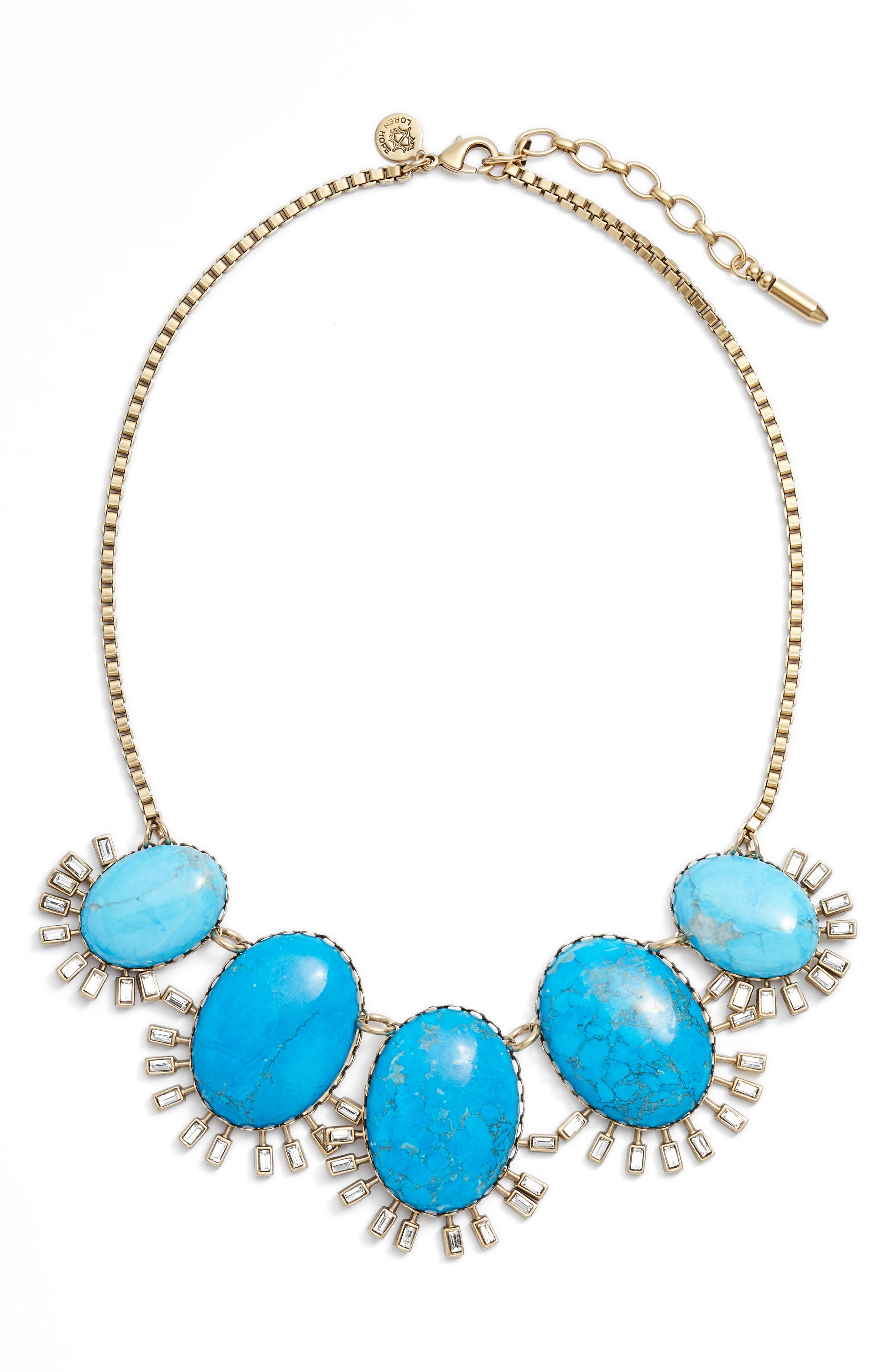 Roxy Necklace,                         Main,                         color, 400
