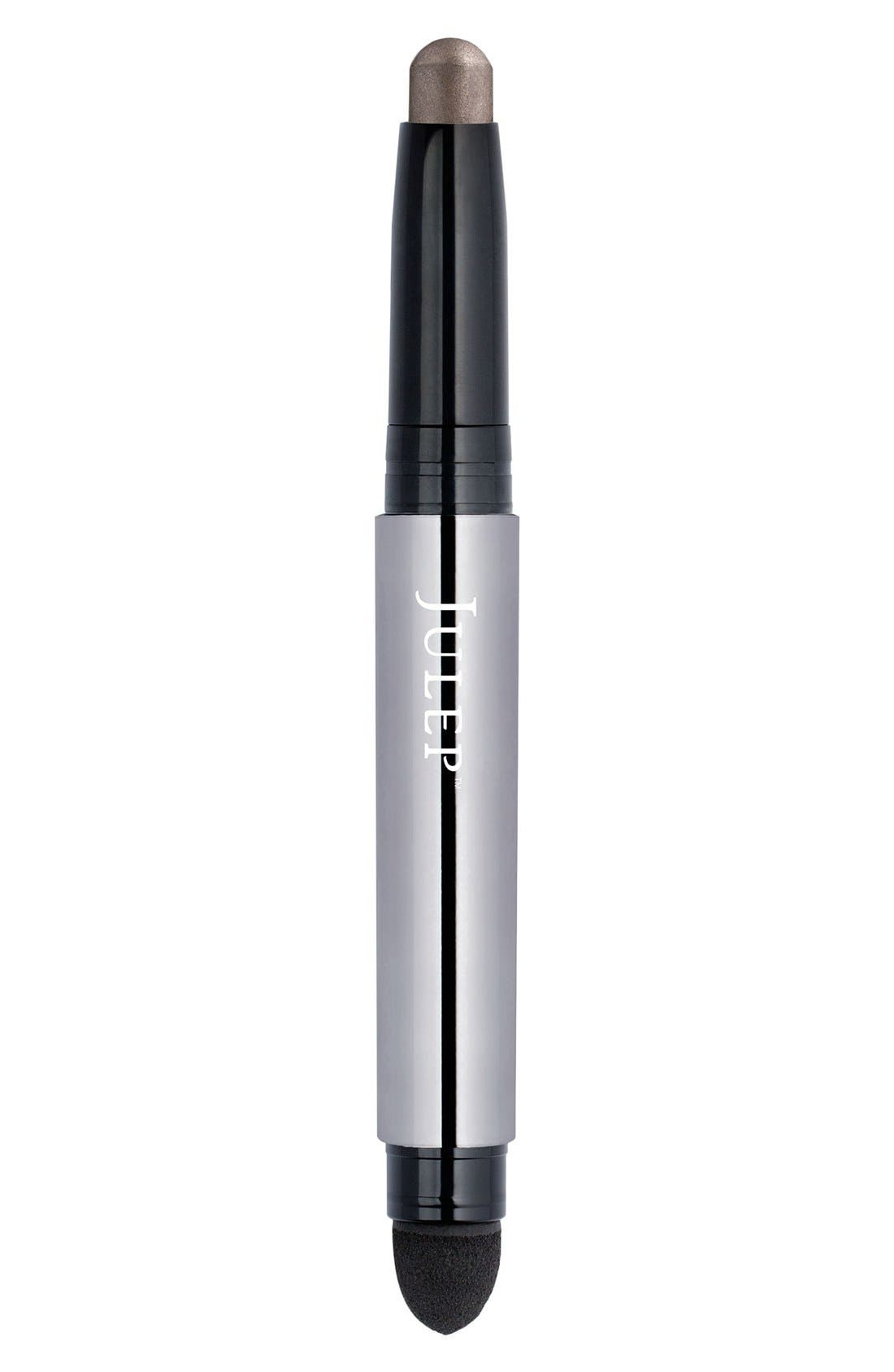 Julep<sup>™</sup> Eyeshadow 101 Eyeshadow Stick,                             Main thumbnail 1, color,                             TAUPE SHIMMER