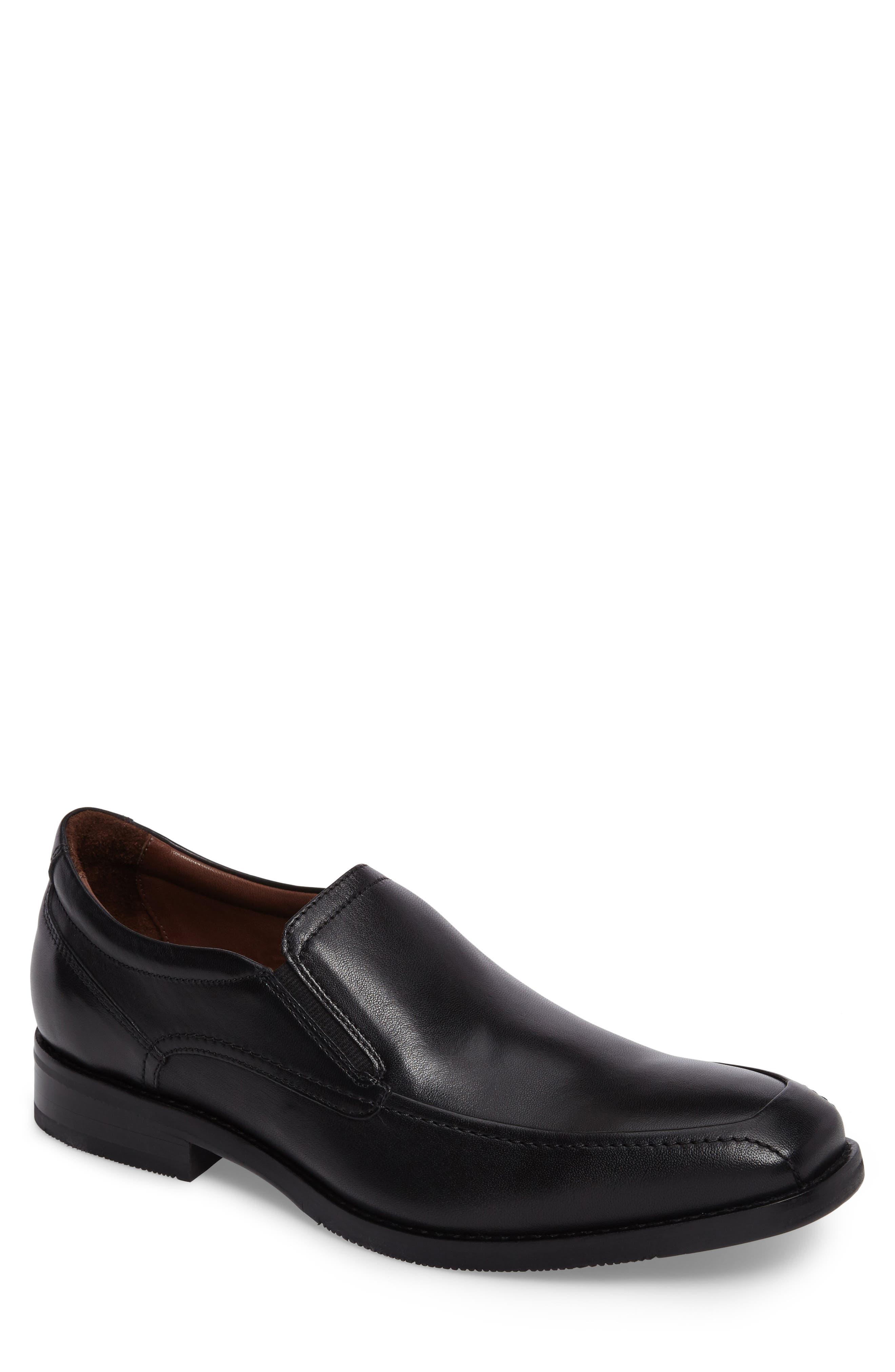 Bartlett Loafer,                         Main,                         color, BLACK