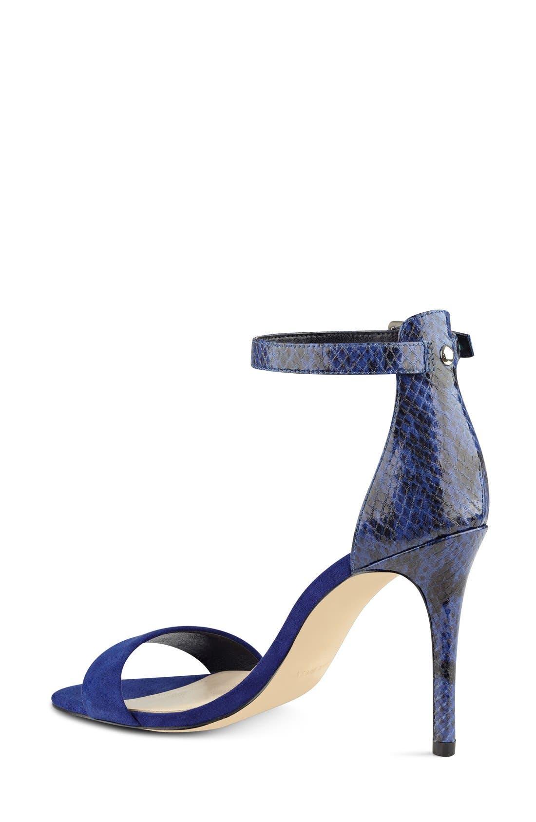 'Mana' Ankle Strap Sandal,                             Alternate thumbnail 10, color,