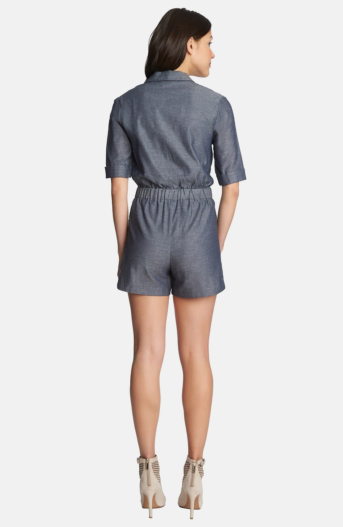 1.STATE,                             Wrap Front Romper,                             Alternate thumbnail 2, color,                             061
