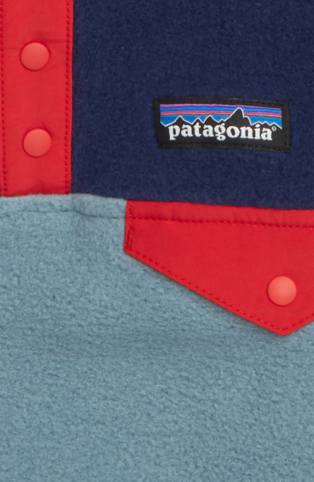 Synchilla<sup>®</sup> Snap-T<sup>®</sup> Fleece Pullover,                             Alternate thumbnail 2, color,                             SDAB