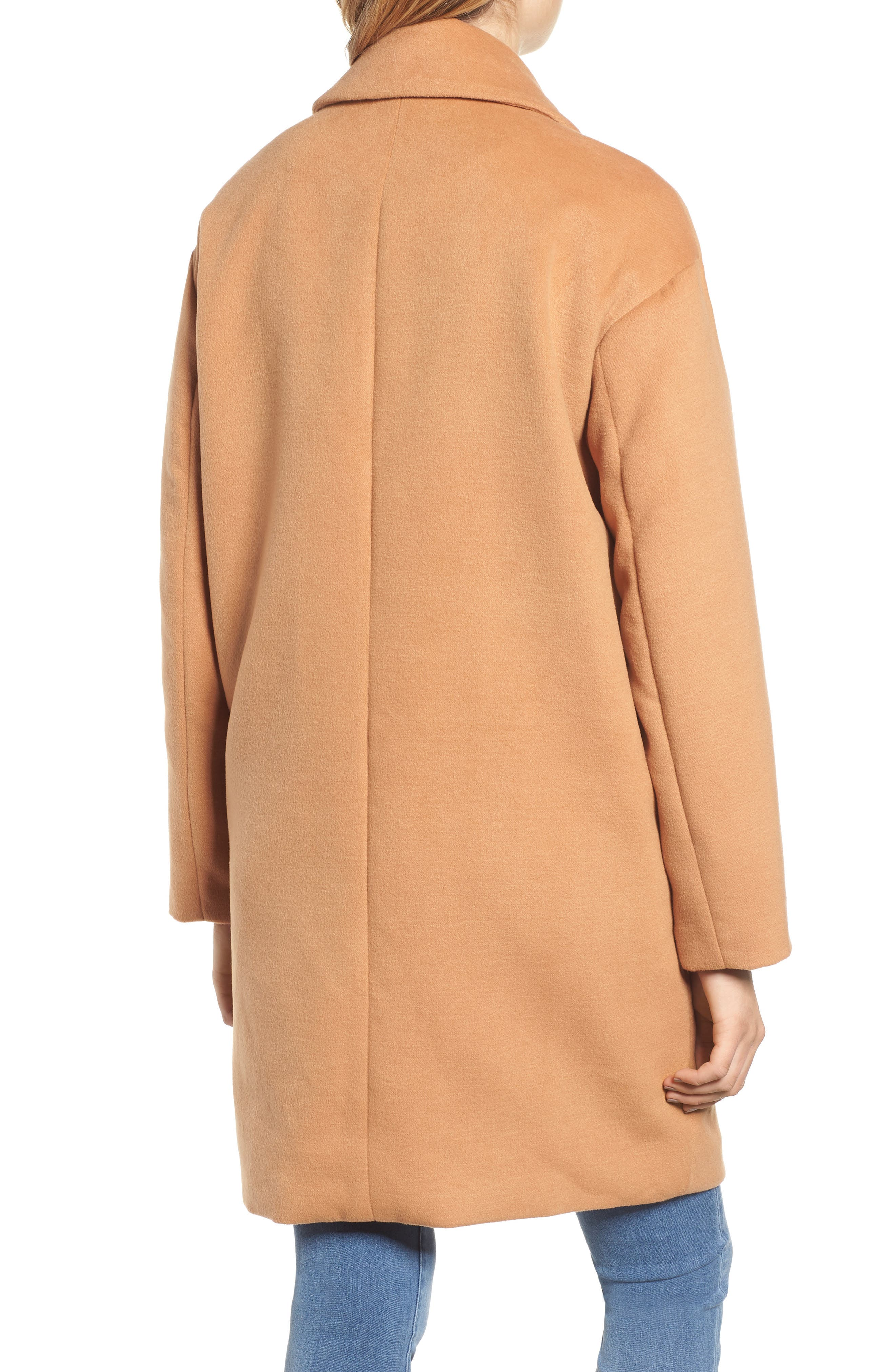 Oversize Double Breasted Coat,                             Alternate thumbnail 2, color,                             230