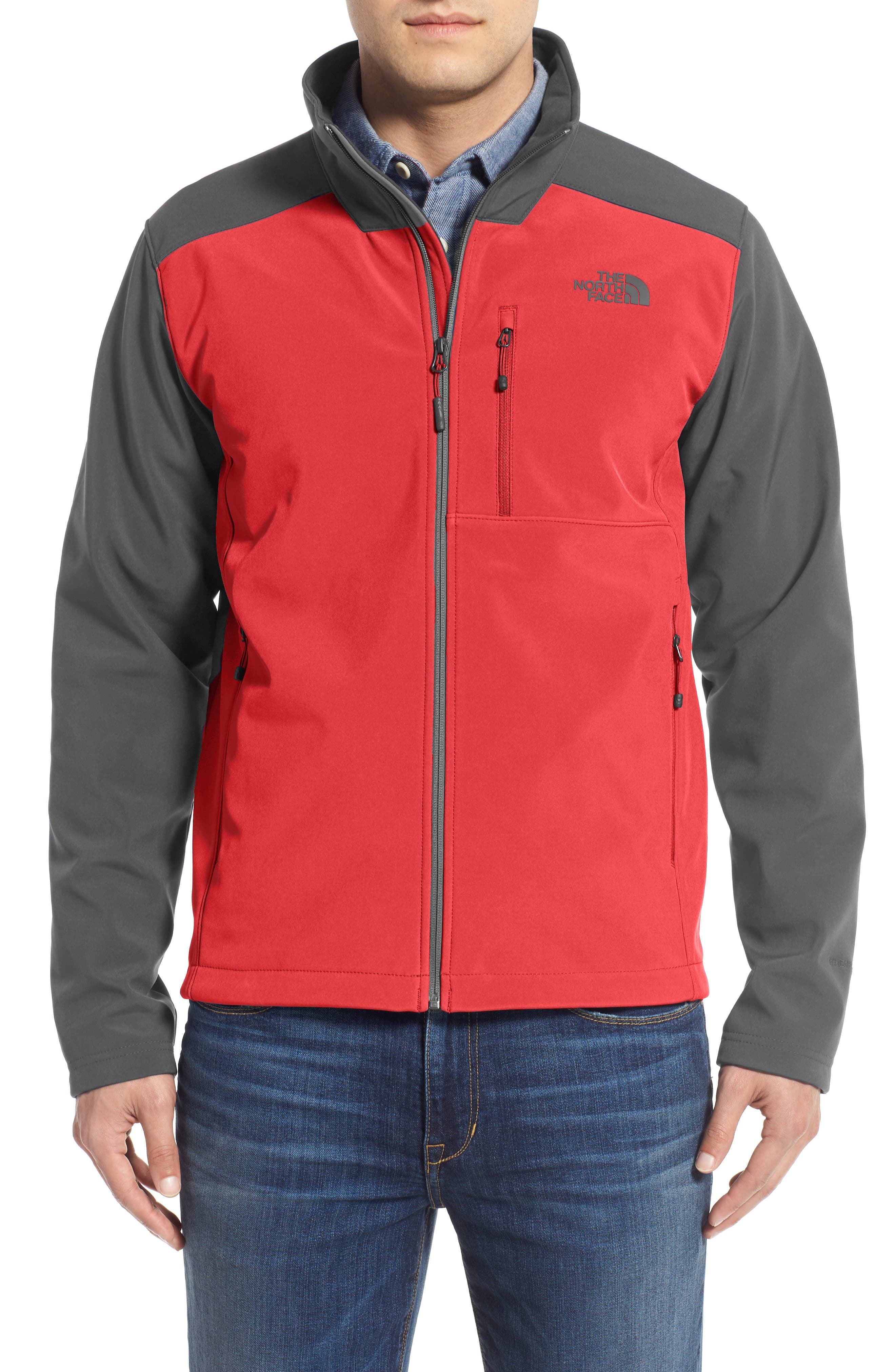 'Apex Bionic 2' Windproof & Water Resistant Soft Shell Jacket,                             Alternate thumbnail 24, color,