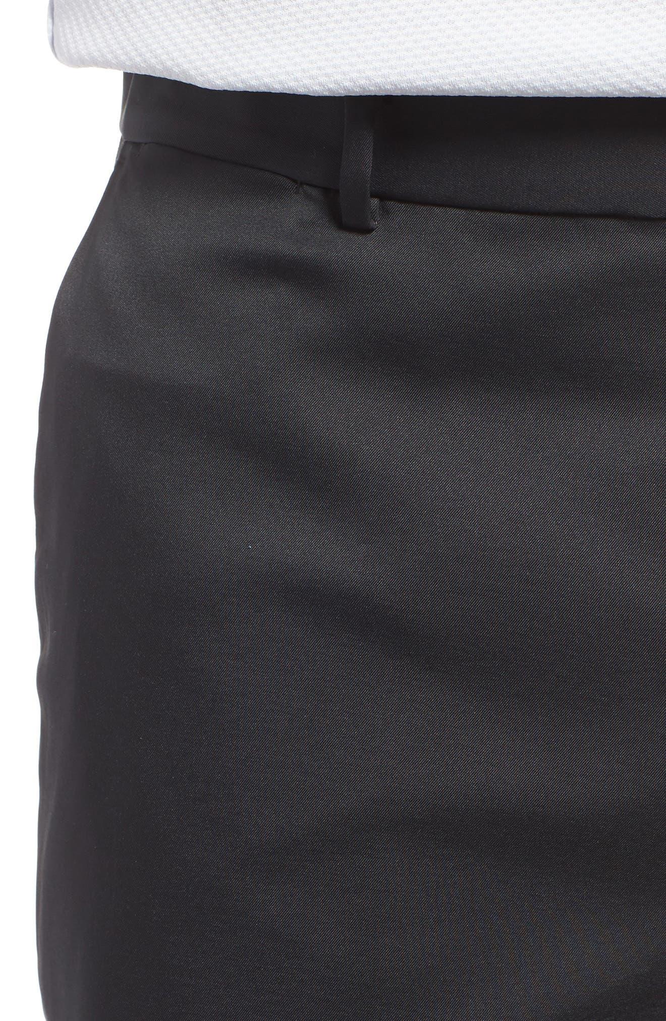 Flat Front Golf Shorts,                             Alternate thumbnail 28, color,