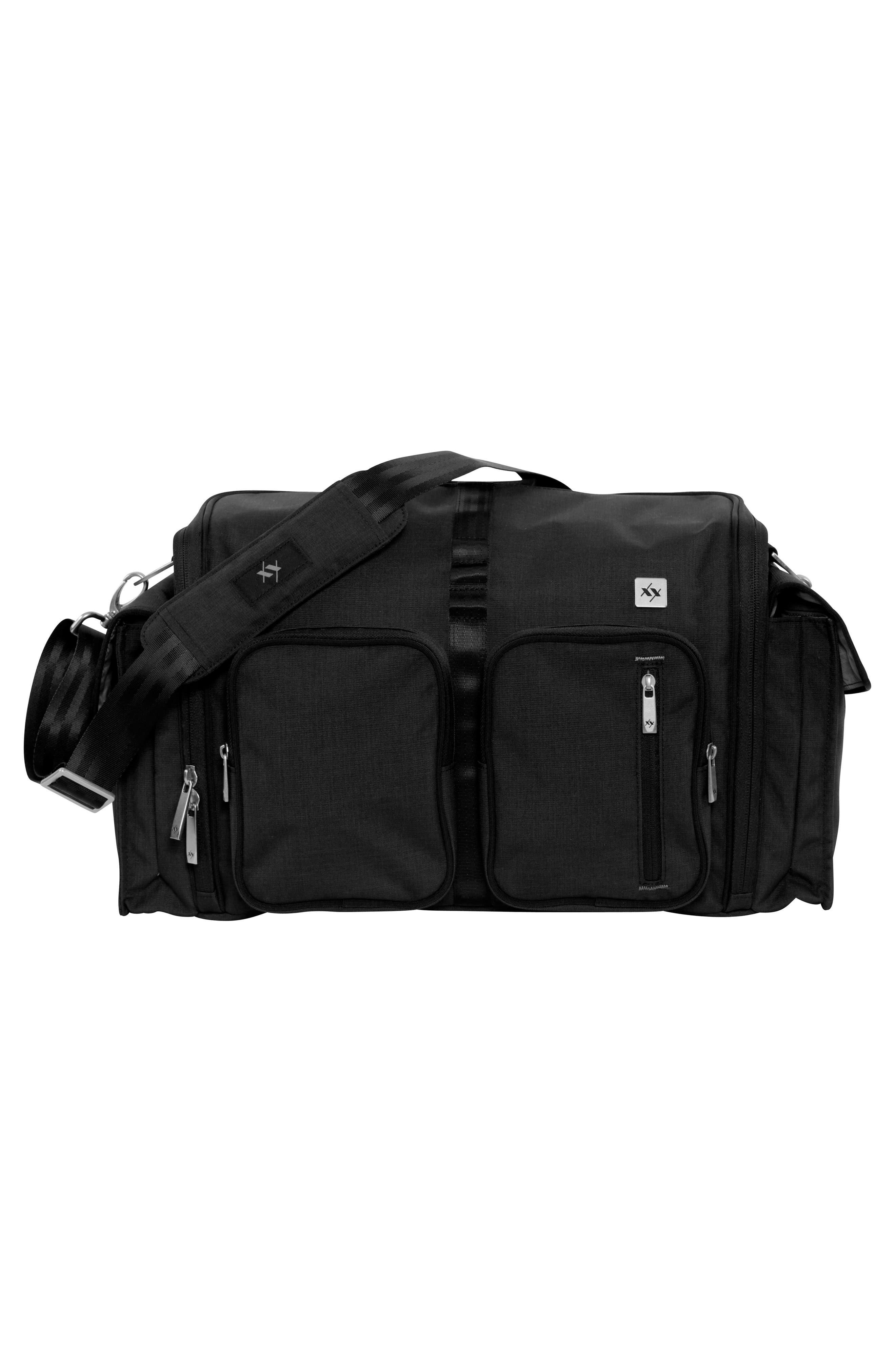 XY Clone Diaper Bag,                             Alternate thumbnail 5, color,                             CARBON