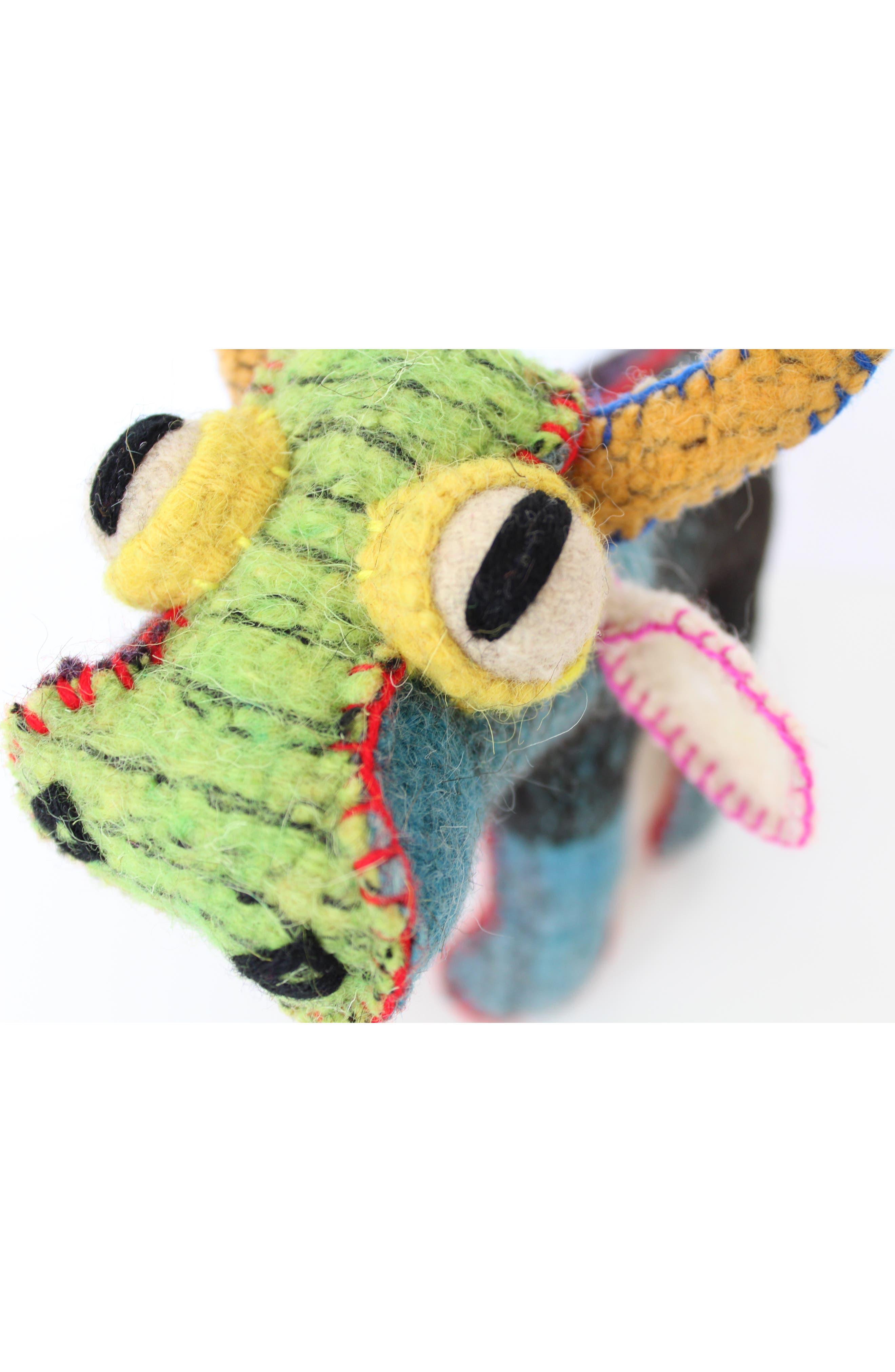 Bull Stuffed Animal,                             Alternate thumbnail 2, color,                             960