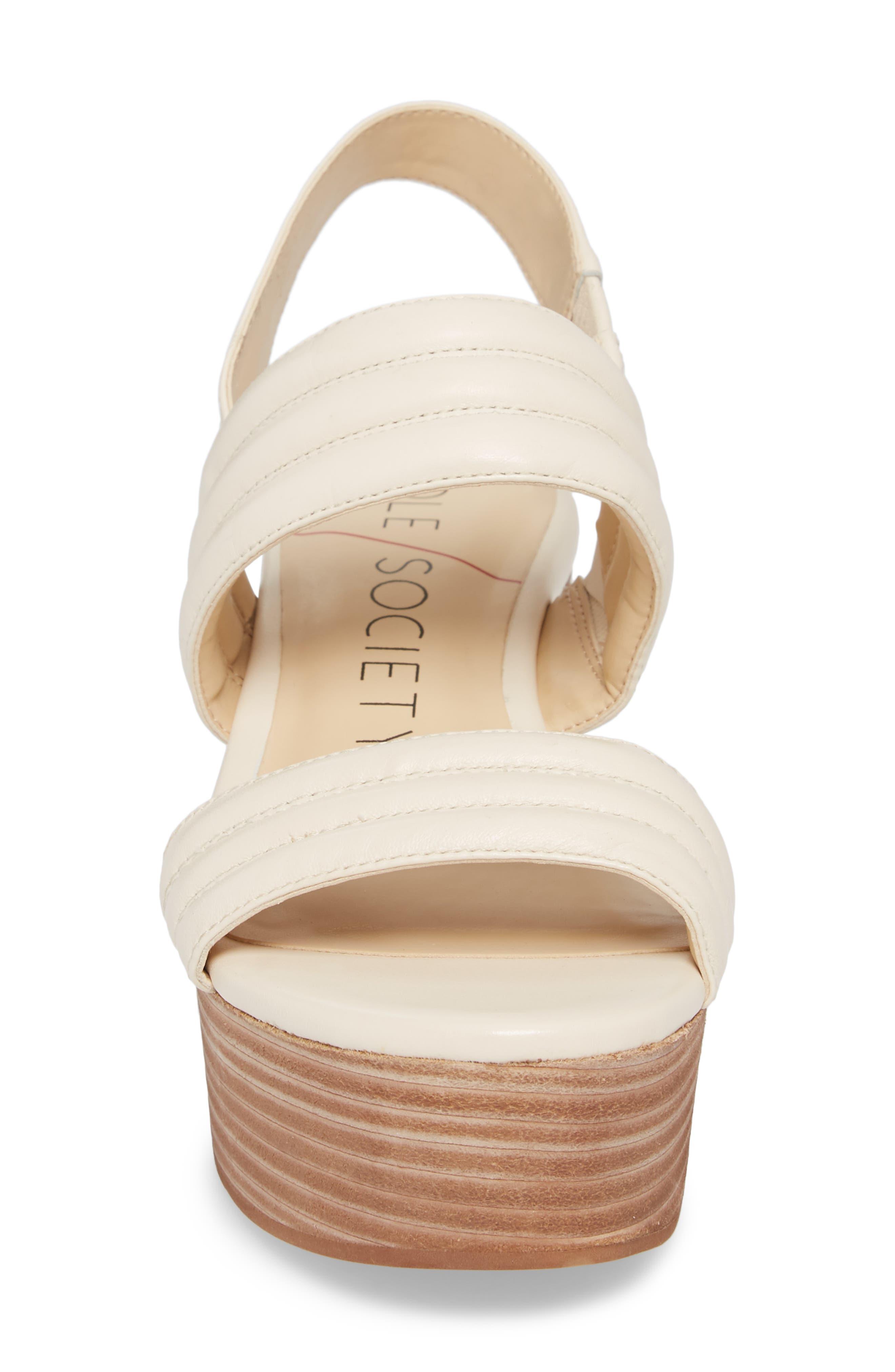 Amberly Platform Sandal,                             Alternate thumbnail 15, color,