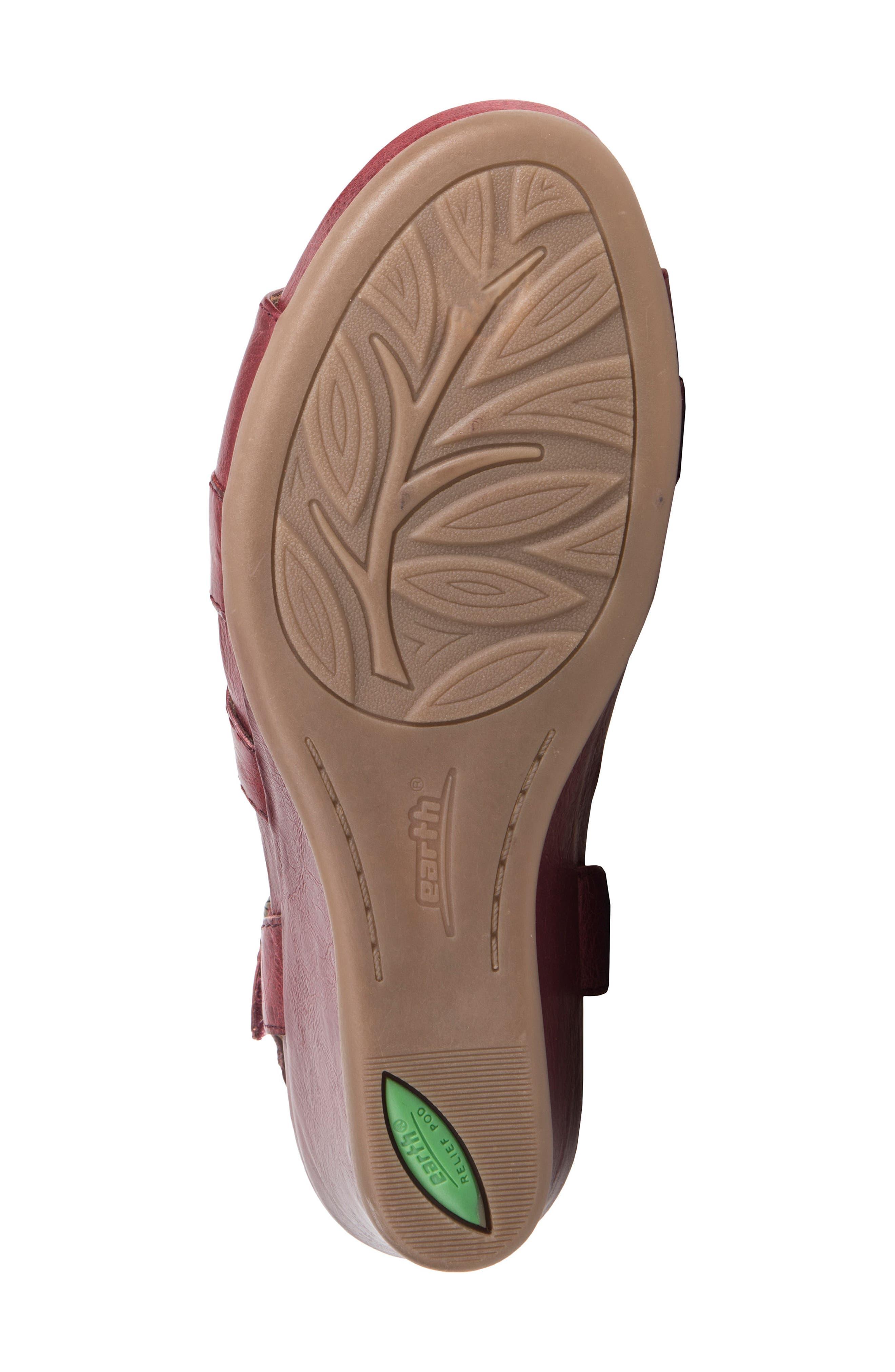 Thistle Wedge Sandal,                             Alternate thumbnail 23, color,