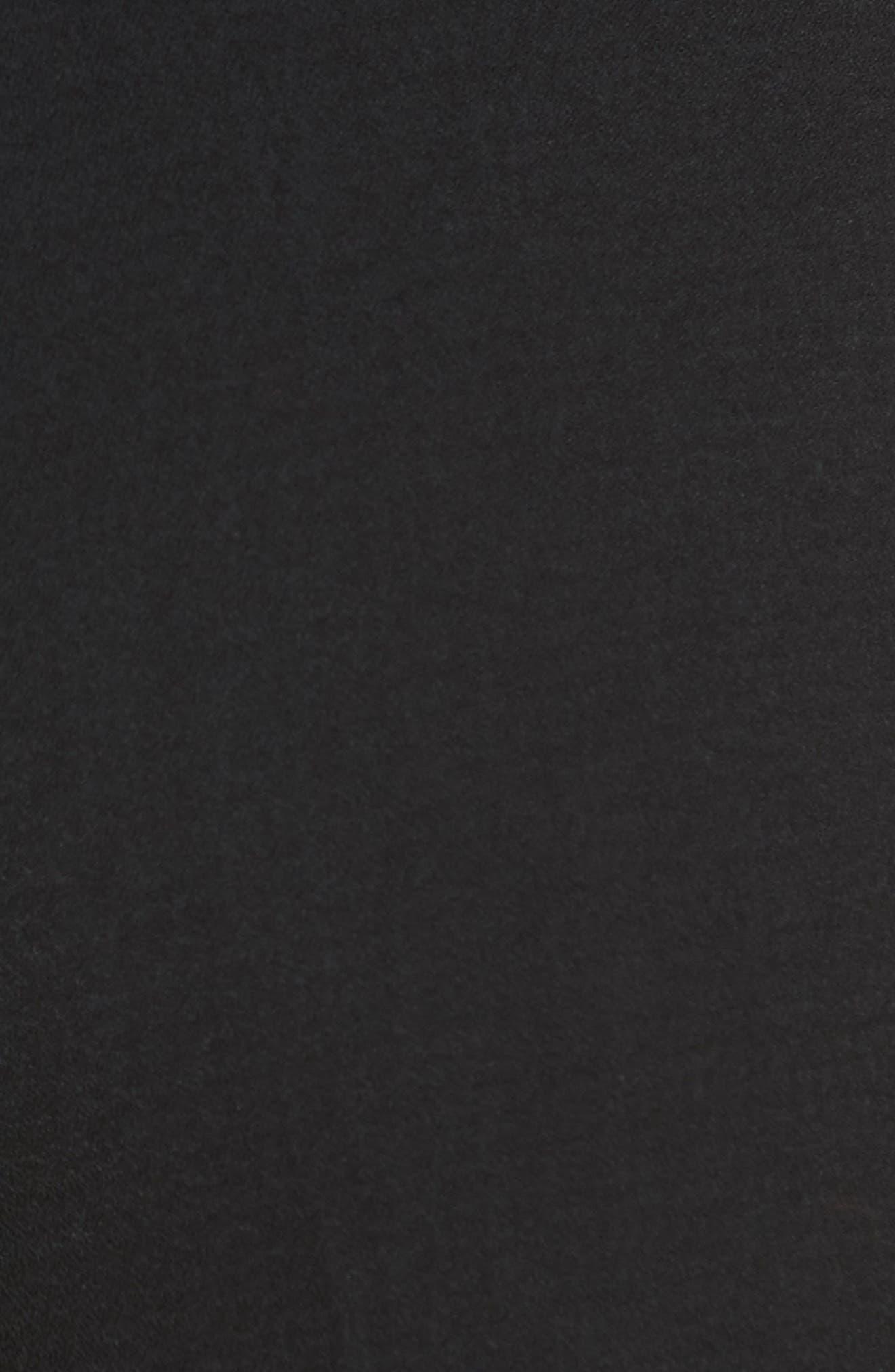 Casila Pants,                             Alternate thumbnail 5, color,                             NOIR